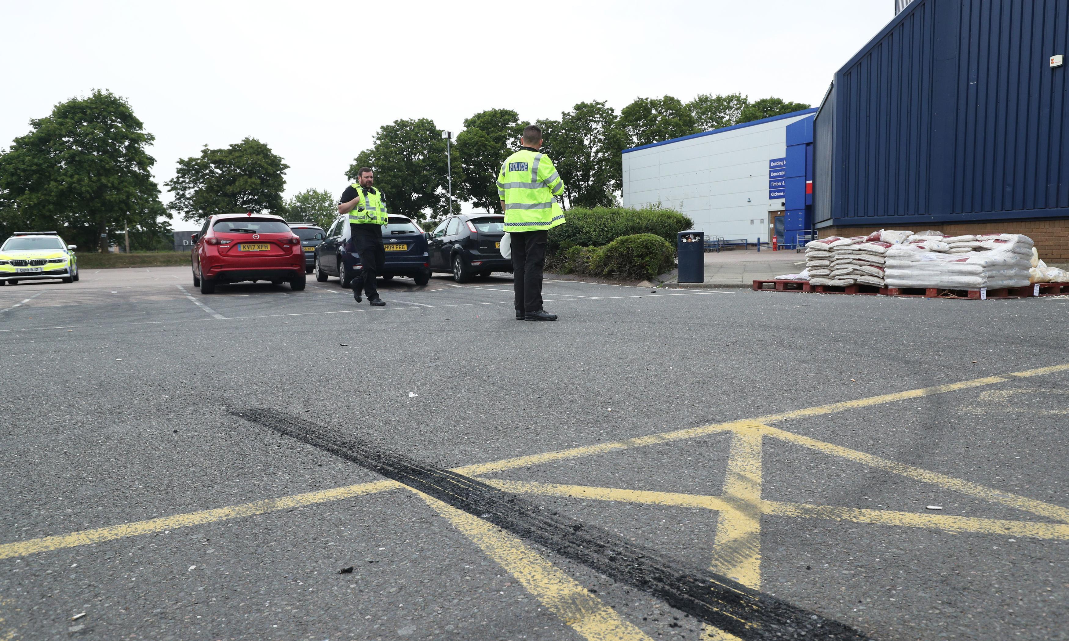 Residents attack lack of organisation after crash at Stevenage car meet