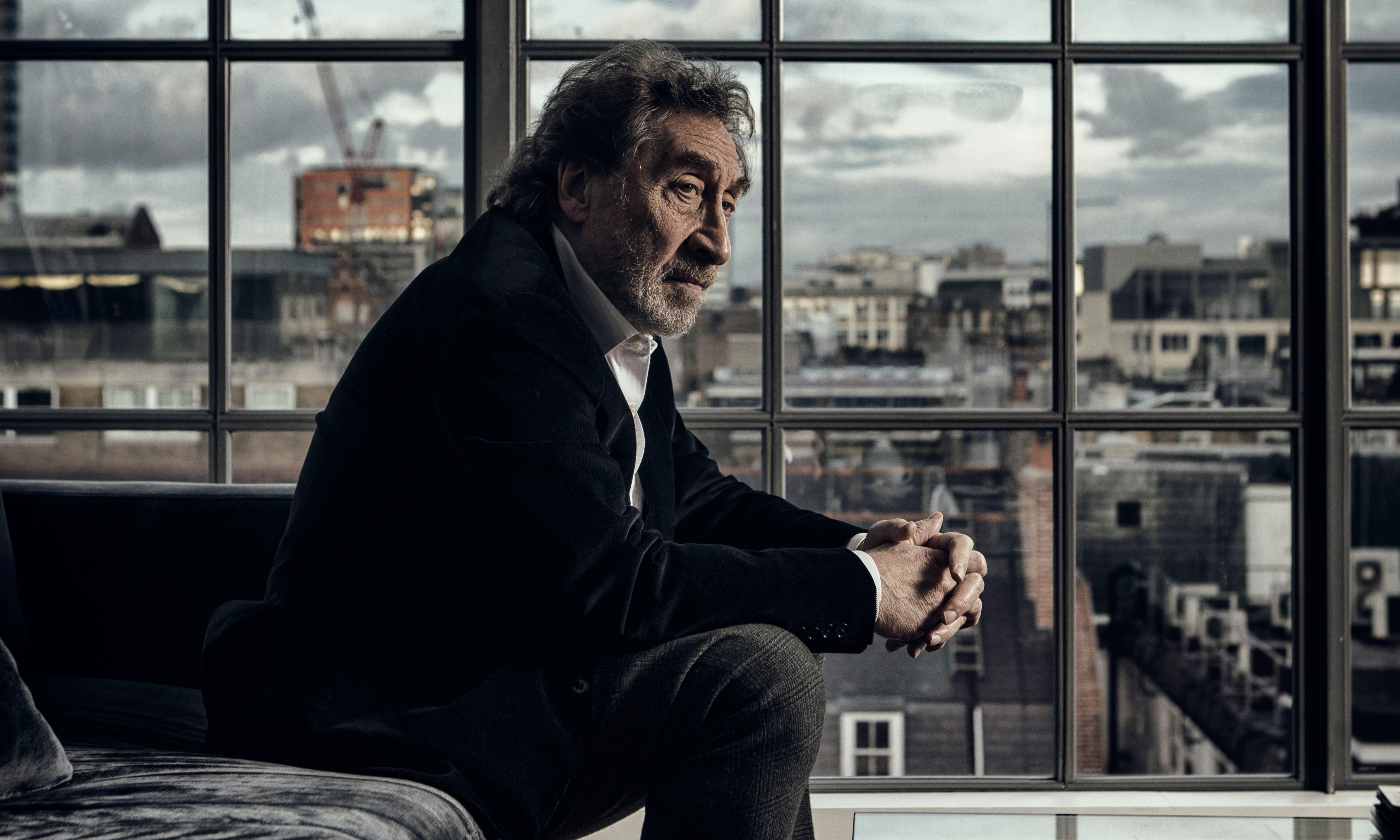 Live a Little by Howard Jacobson review – wonderful