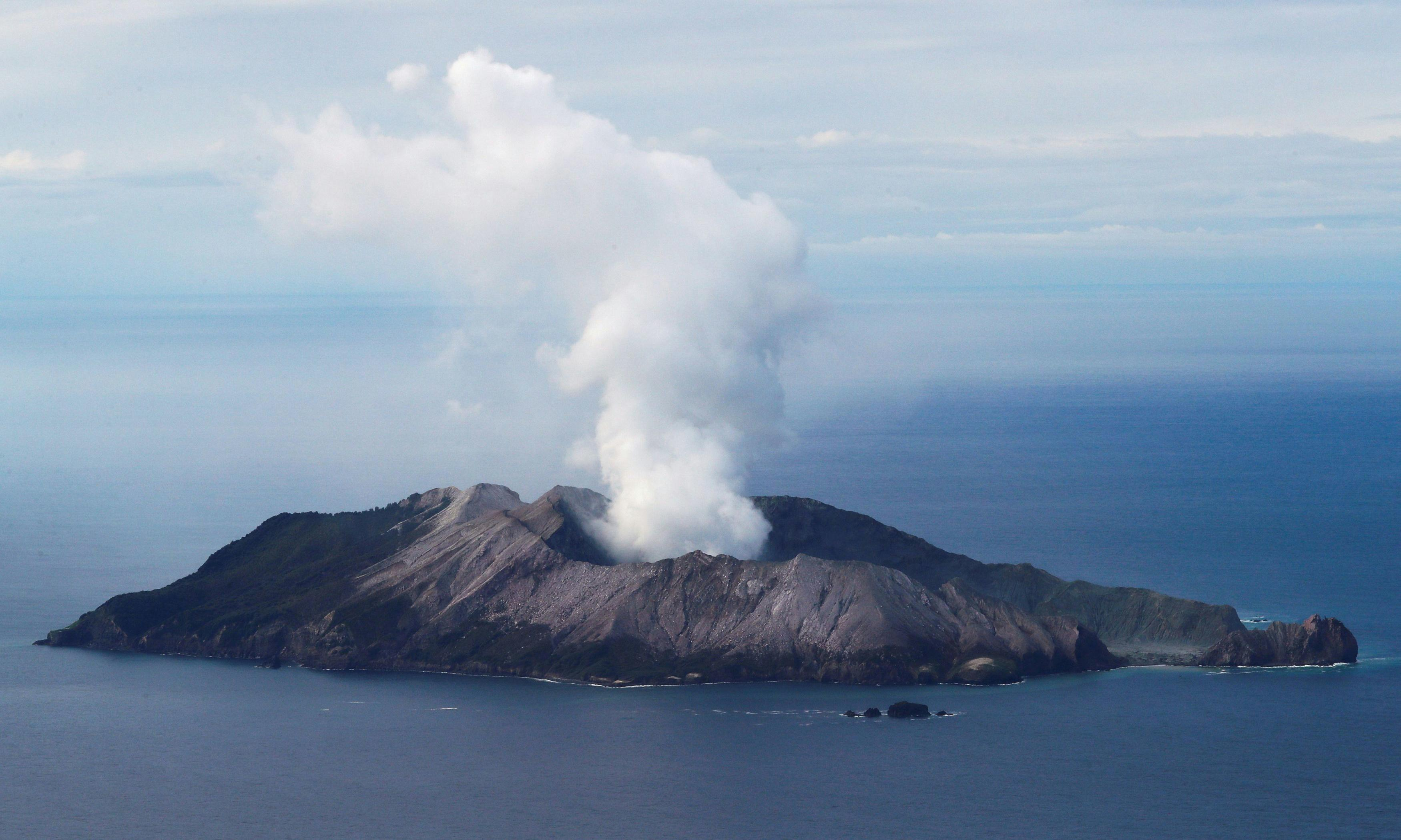 White Island volcano survivor out of coma and told of deaths of husband and daughter
