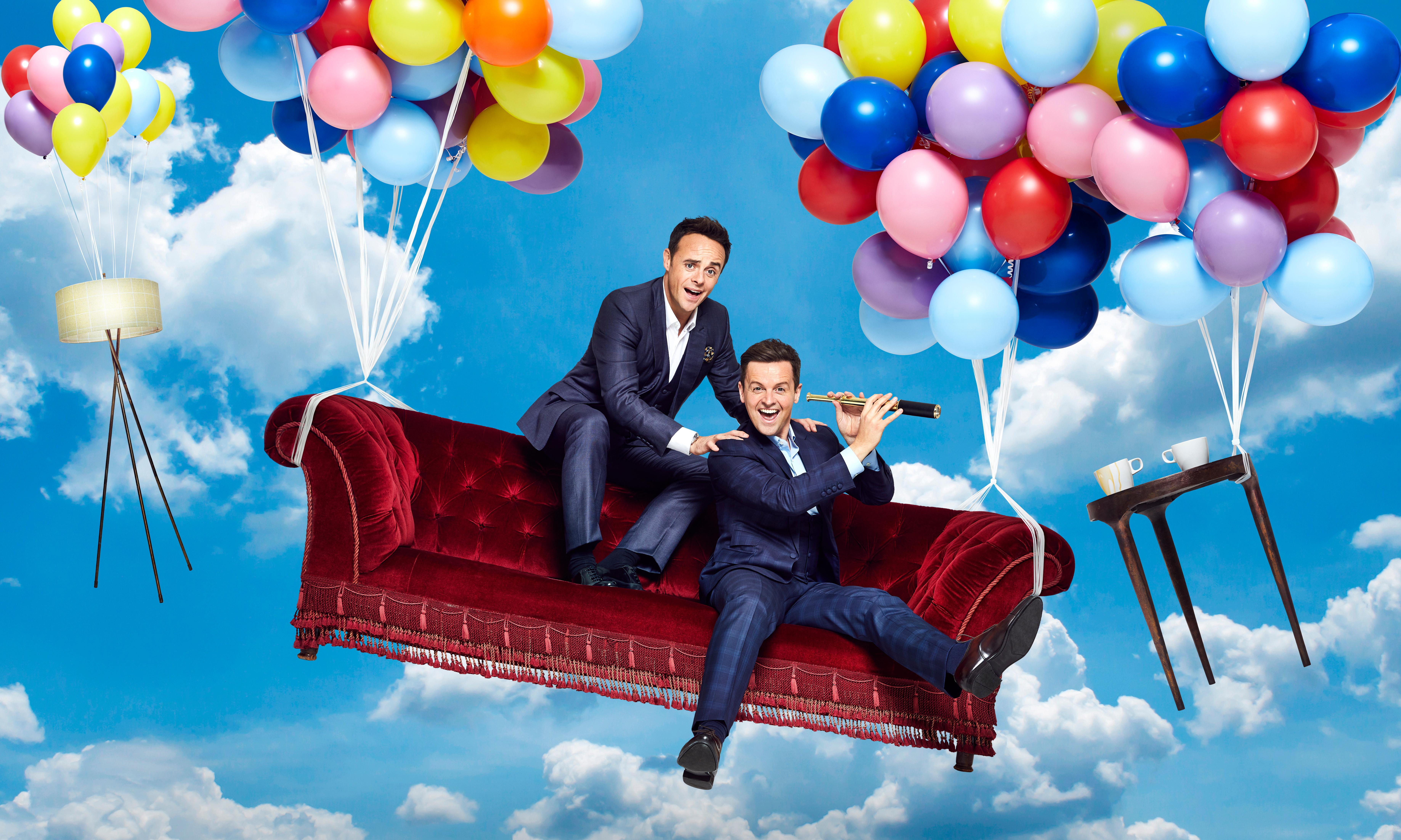 TV tonight: Ant and Dec are back in charge of Saturday night