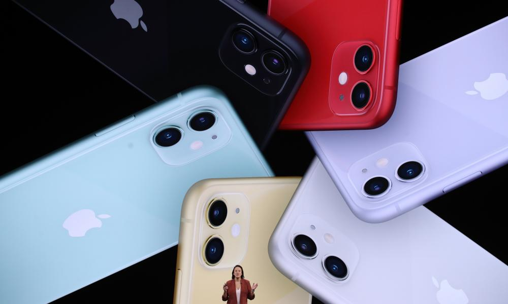 на iPhone 11 is Apple's cheaper iPhone, replacing the popular iPhone XR.