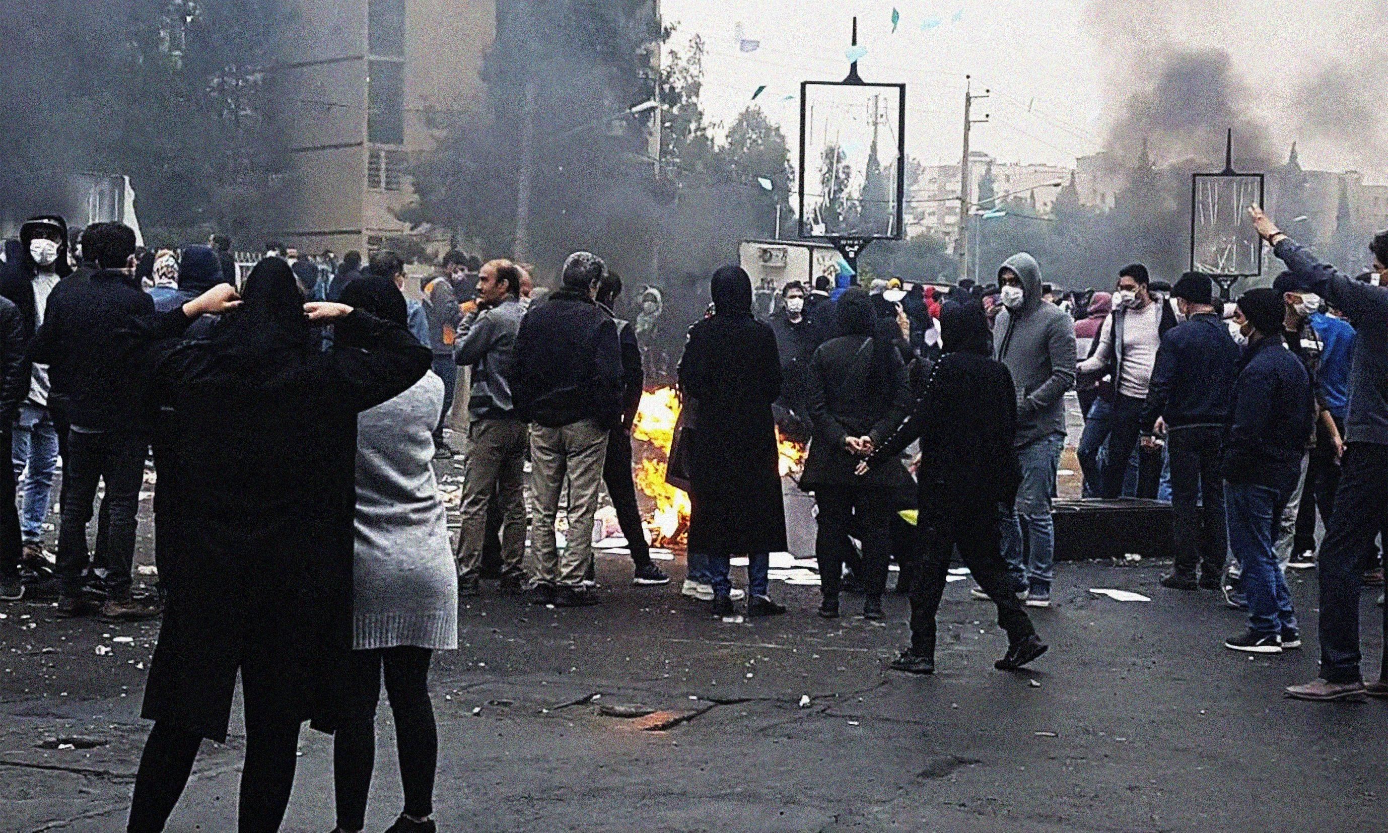 At least 7,000 people reportedly arrested in Iran protests, says UN