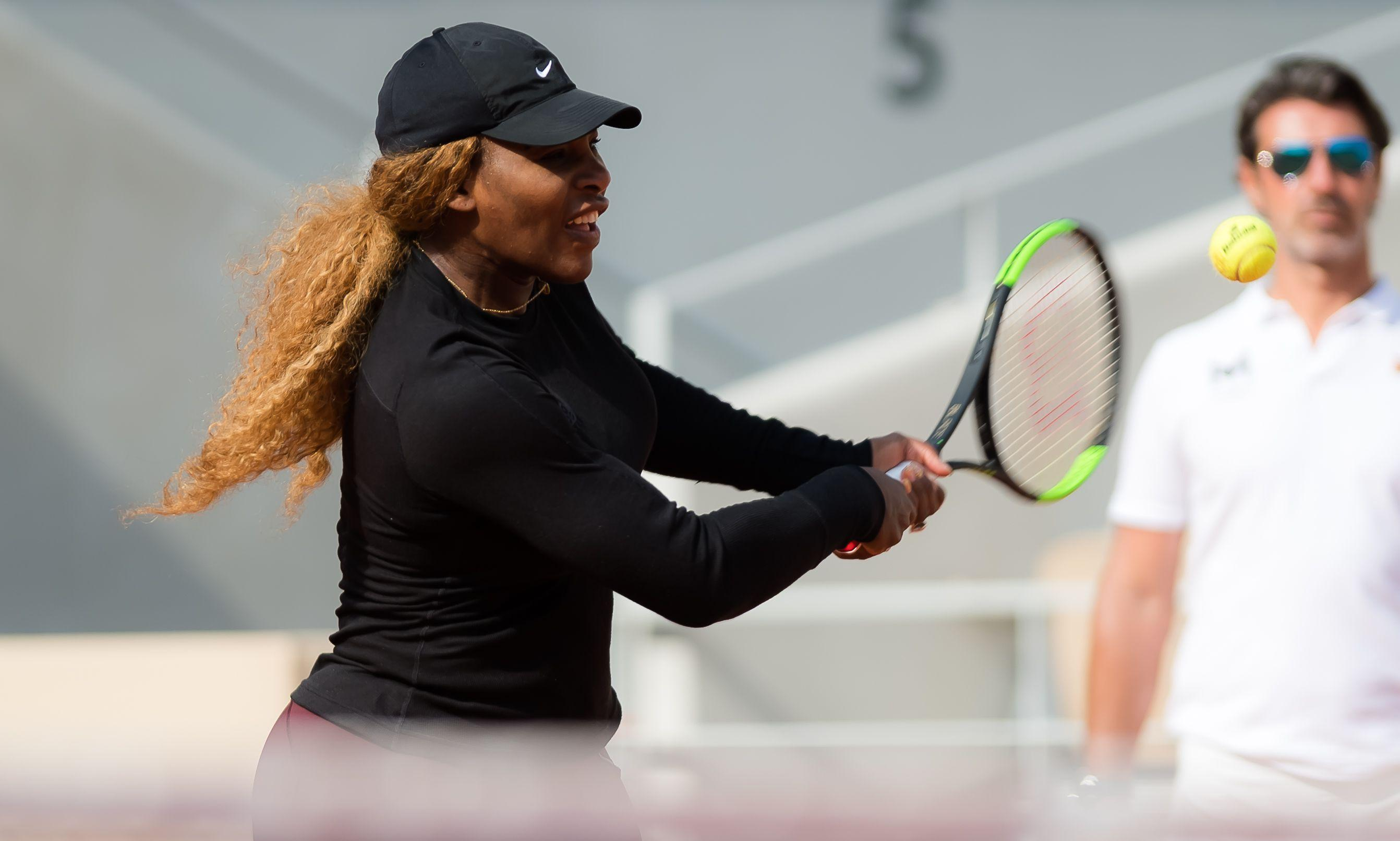 For the unsinkable Serena Williams, the last step is proving the hardest