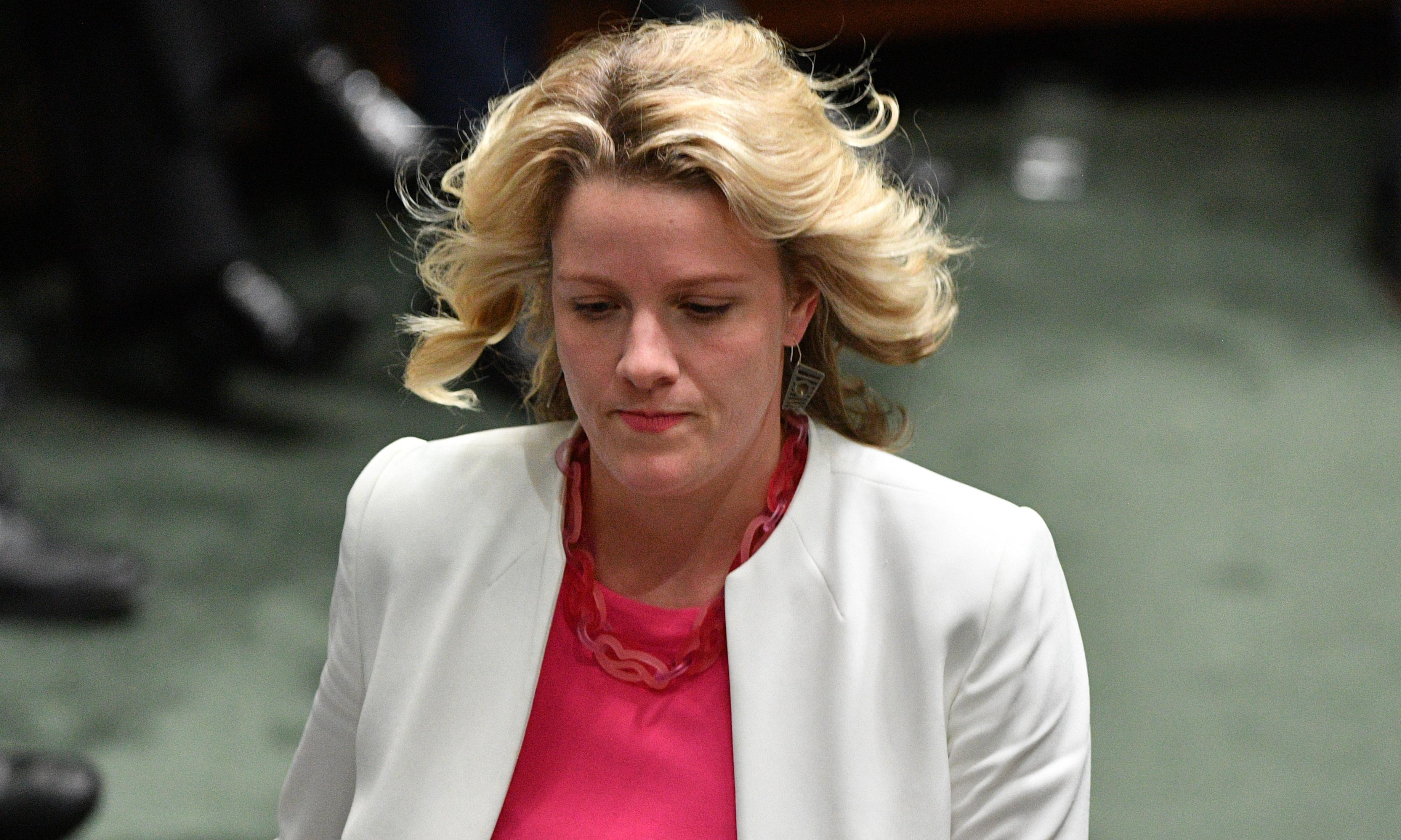 Clare O'Neil rules herself out of Labor deputy leader race, clearing way for Richard Marles