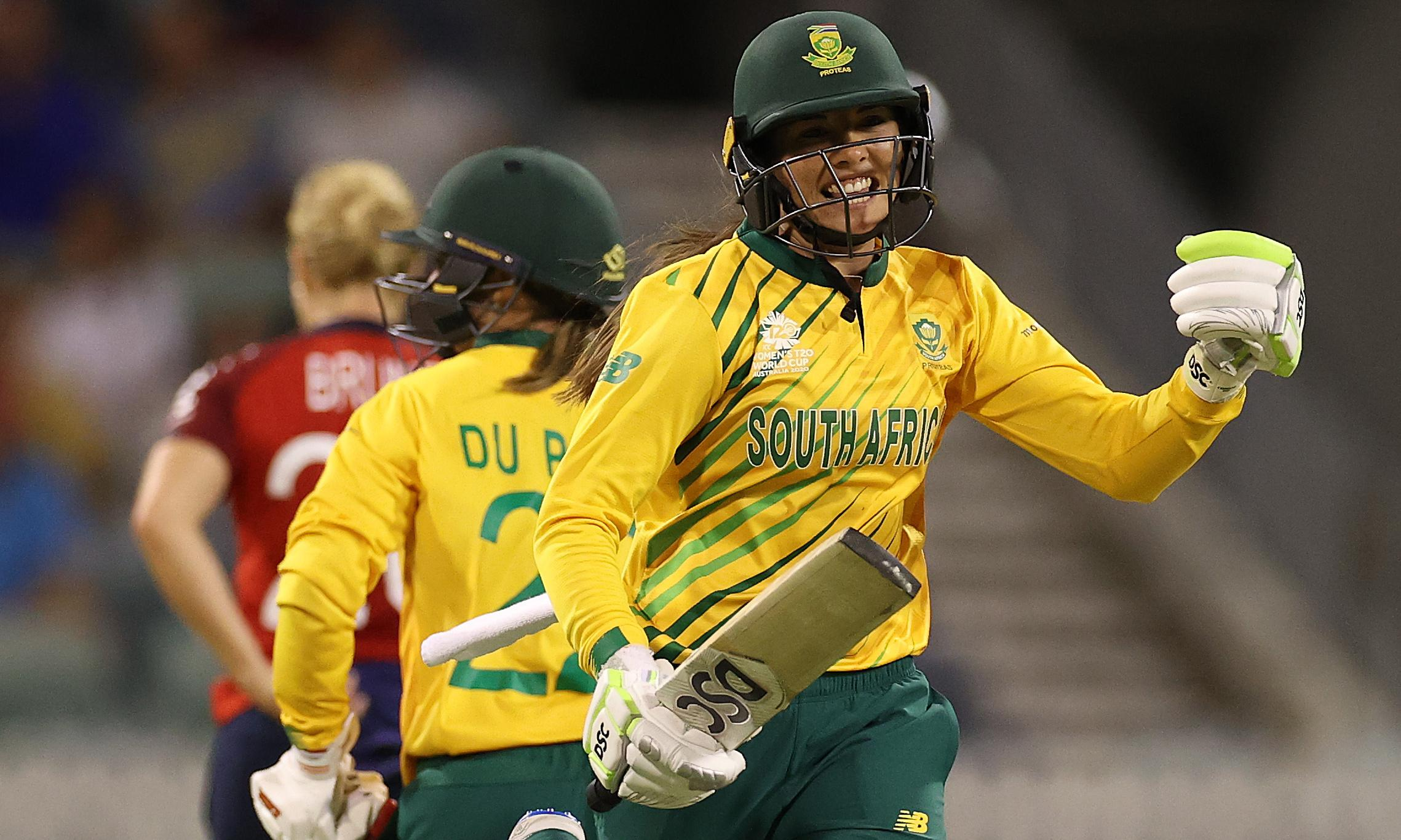 England undone by South Africa at Women's T20 World Cup