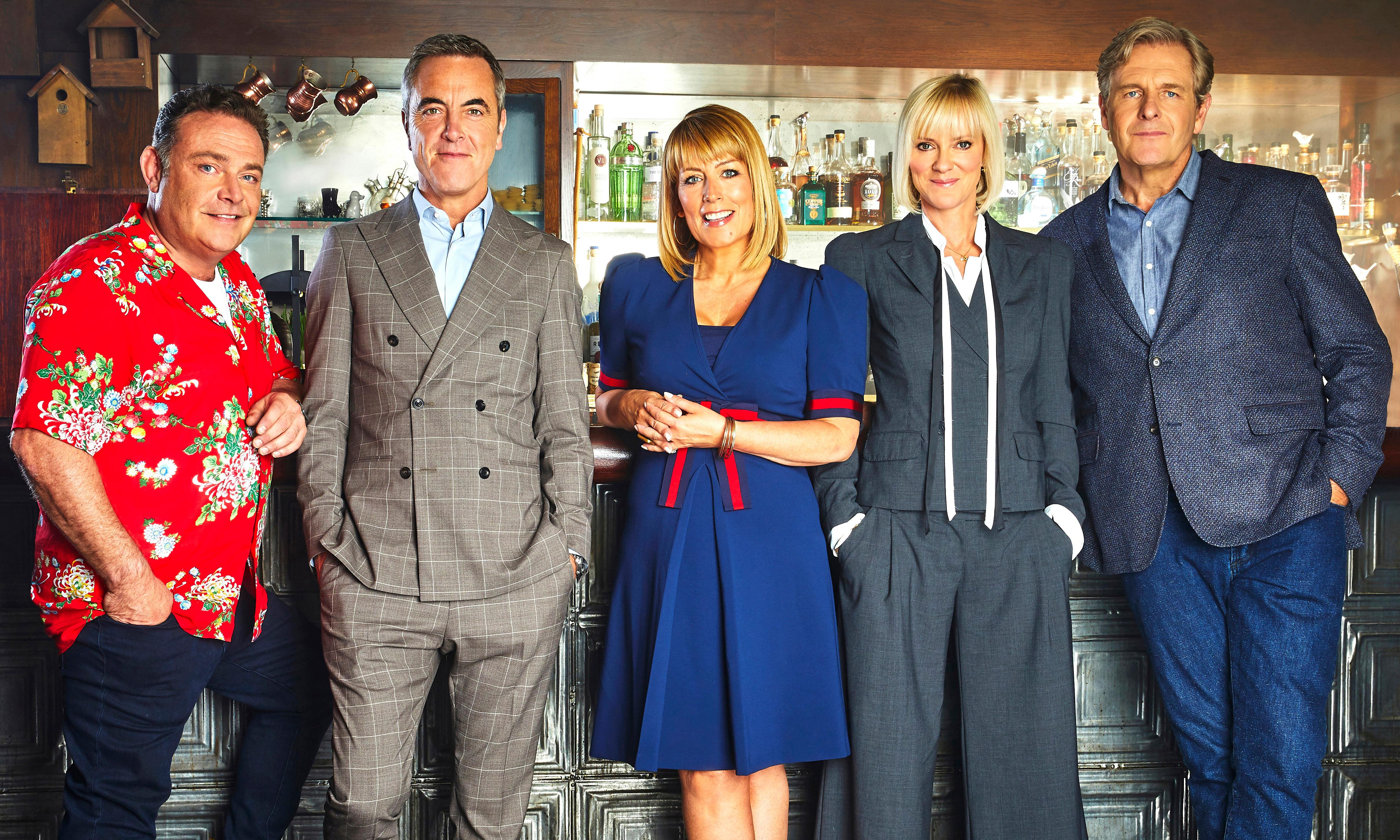 Cold Feet has finally become must-watch TV ... 22 years after it started