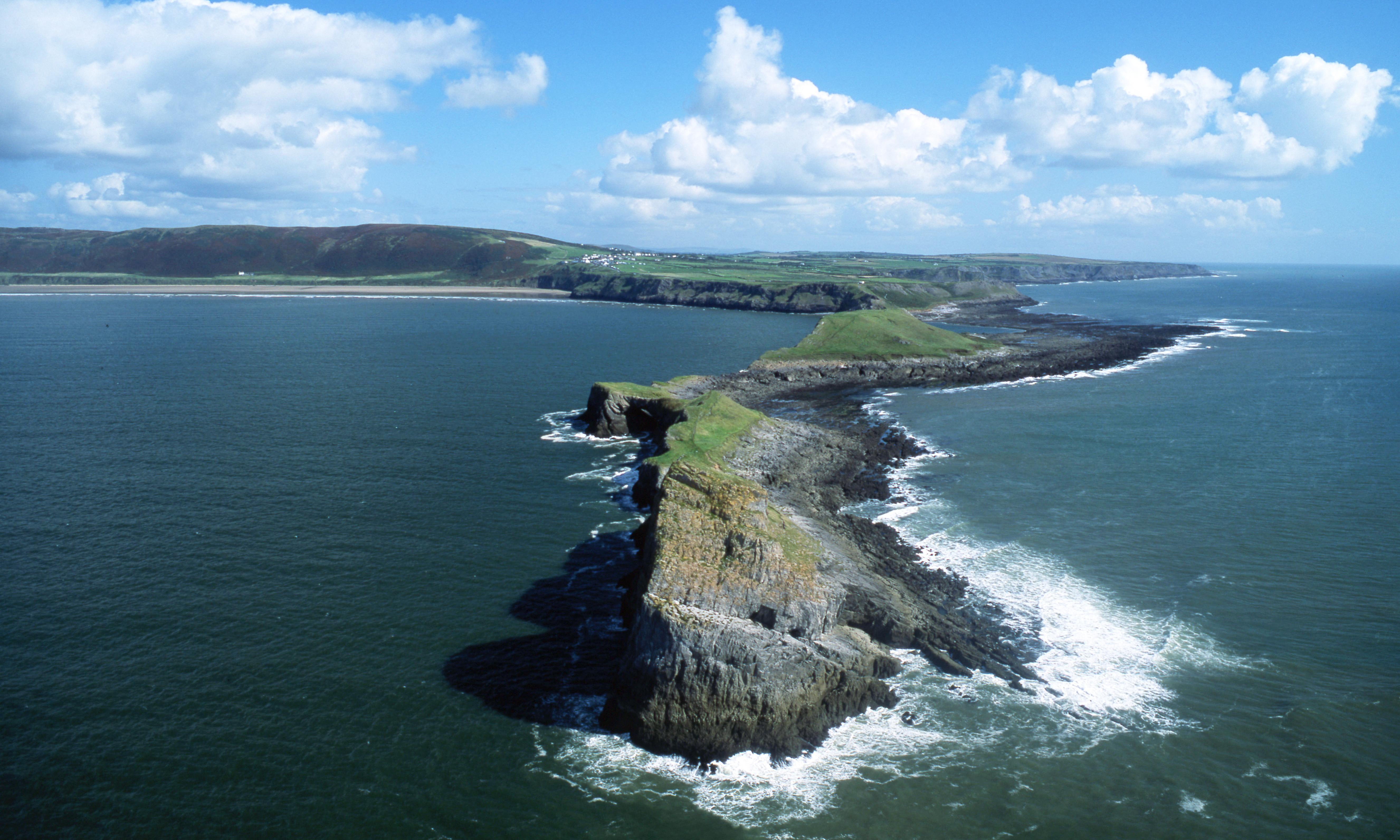 10 great walks on Britain's tiny islands