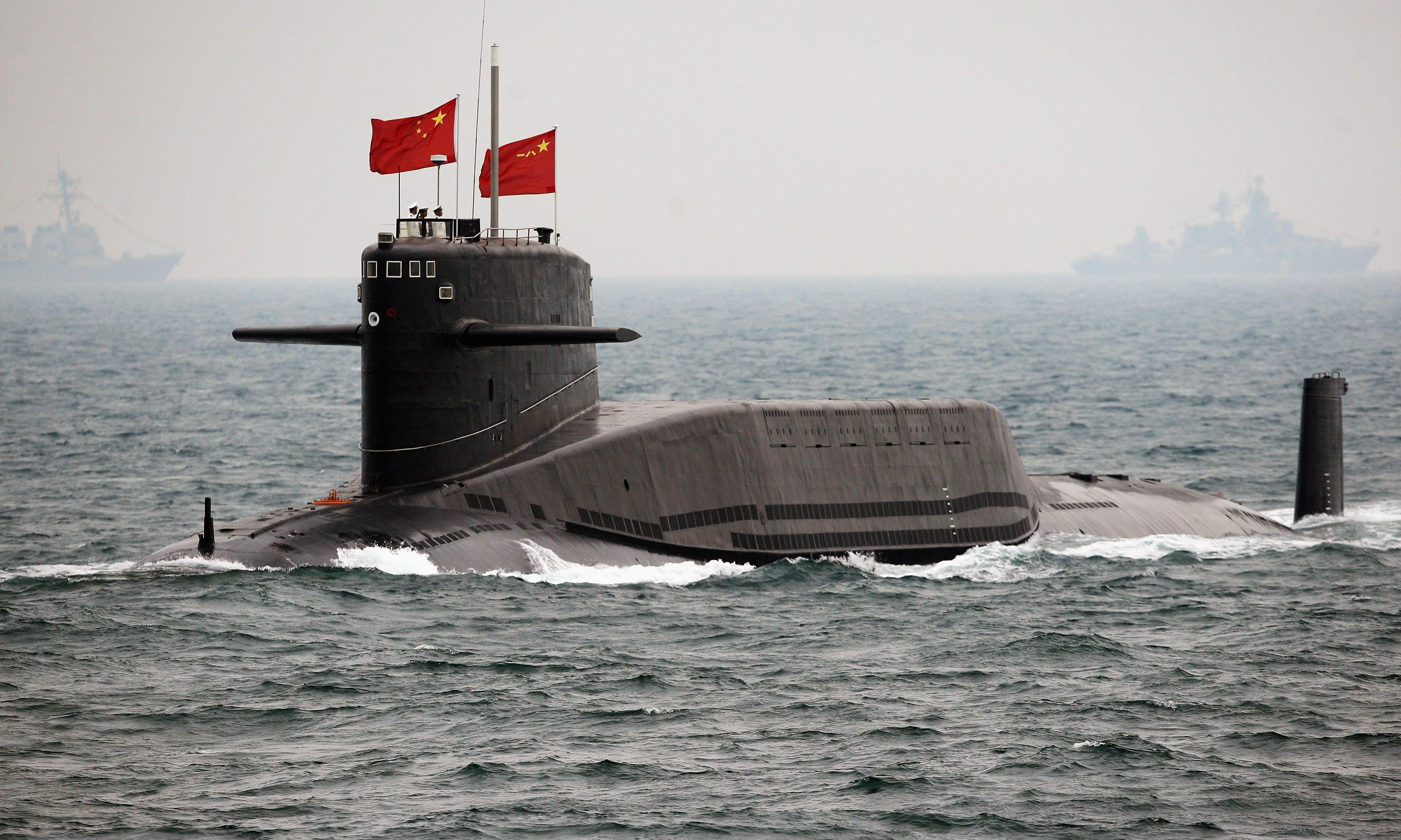 China to send nuclear-armed submarines into Pacific amid tensions with US