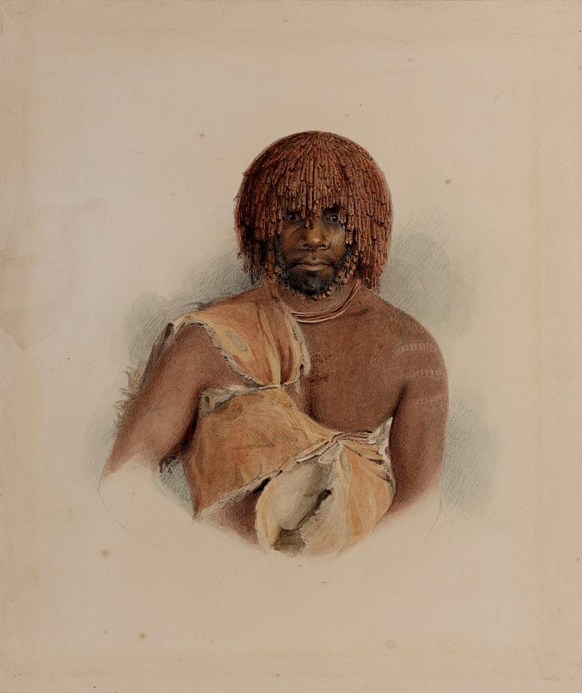 Untitled, Wurati (Woureddy), 1831