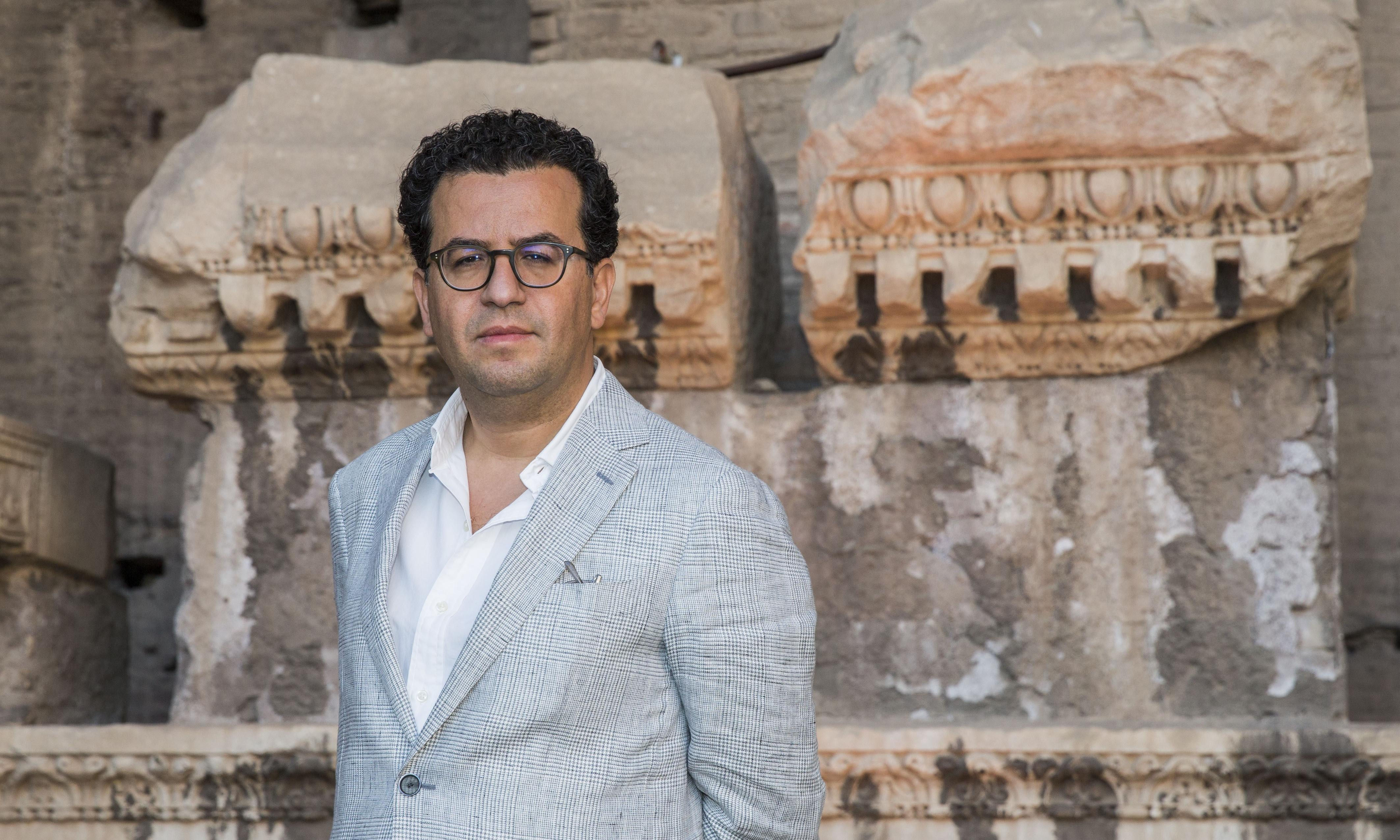 Hisham Matar: 'Writing is both the easiest and the most difficult thing'