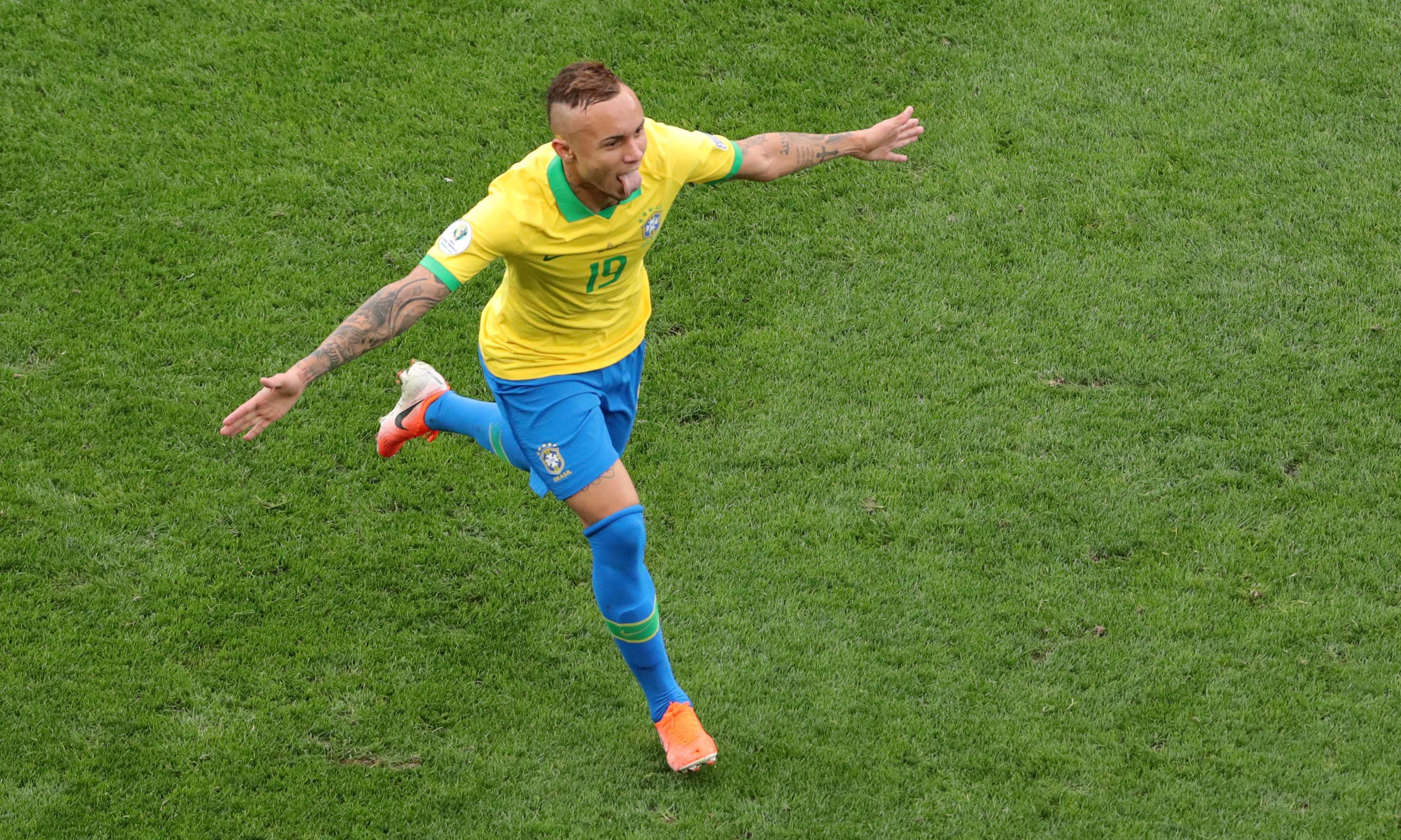 Everton: the little onion making a big impact for Brazil at the Copa América