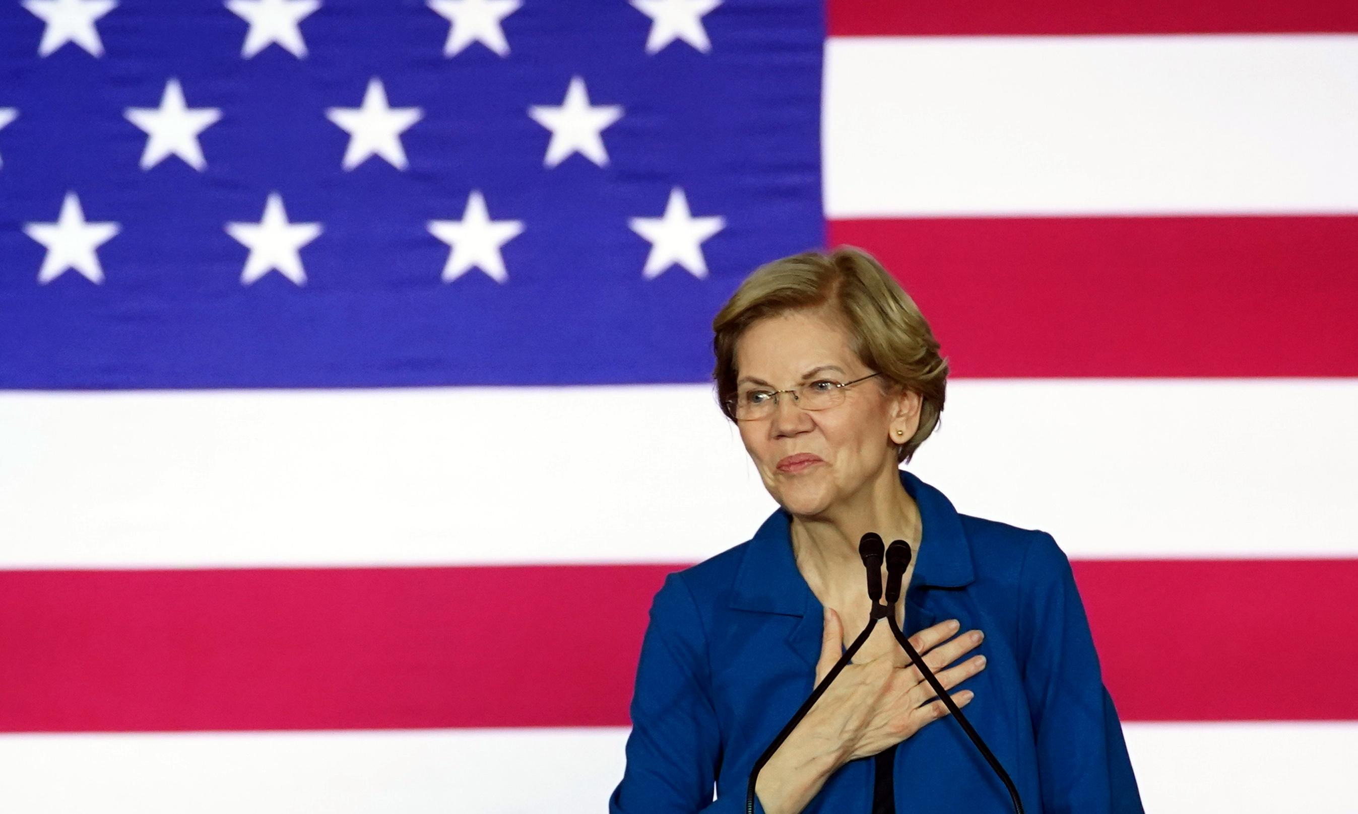 After a disappointing start, where does Elizabeth Warren go from here?