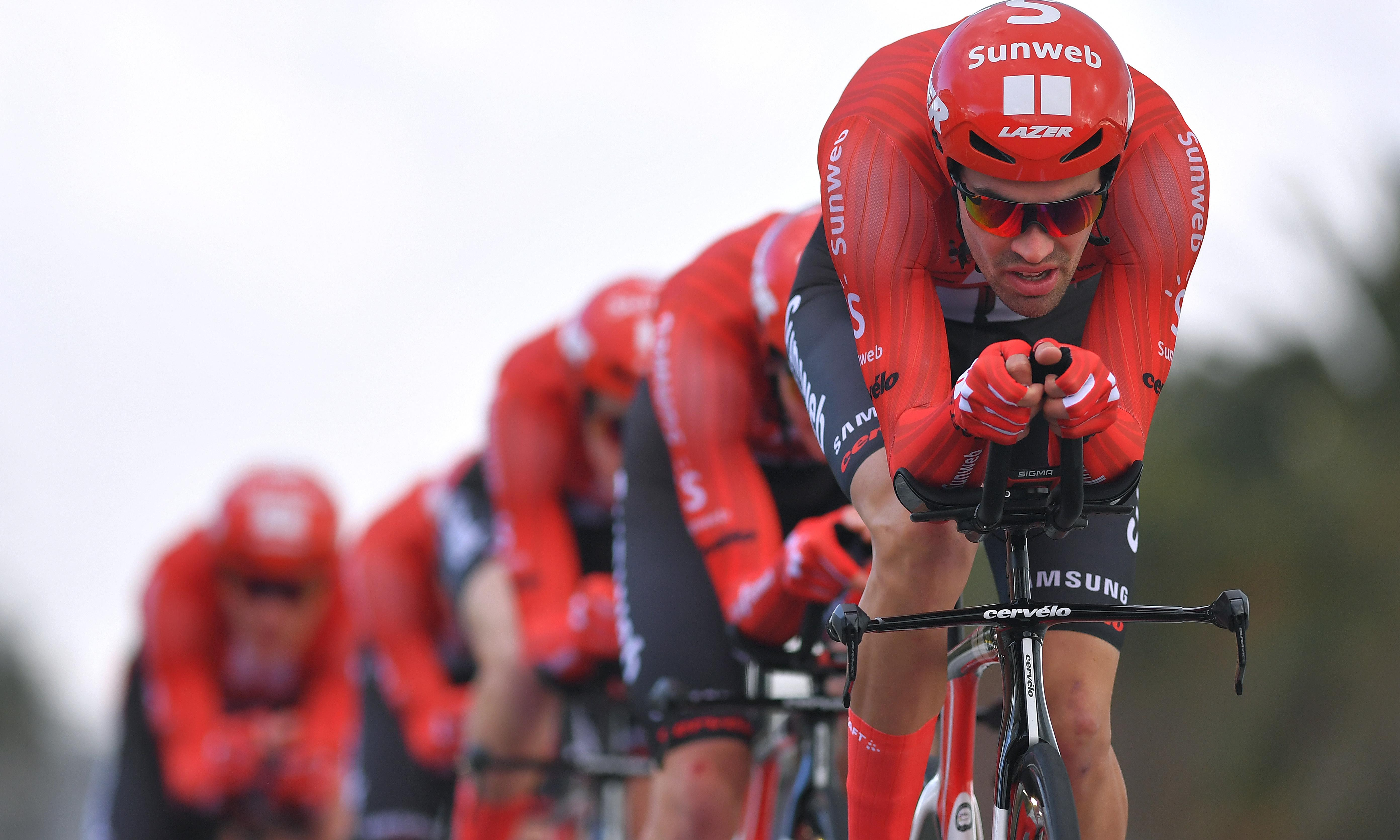 Tom Dumoulin to miss Tour de France after failing to recover from knee injury