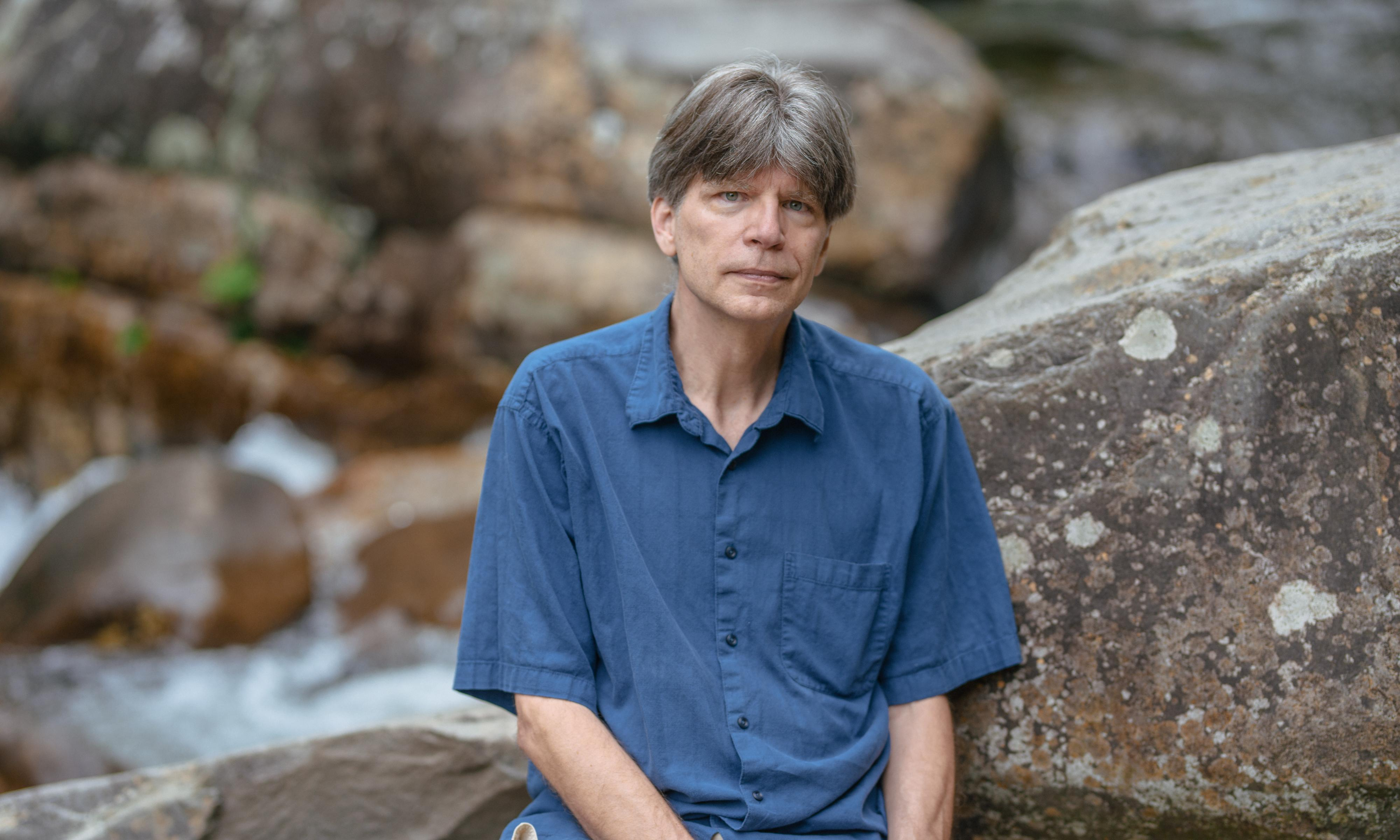 Richard Powers: 'I love sci-fi. The more 10-foot reptilians, the better'