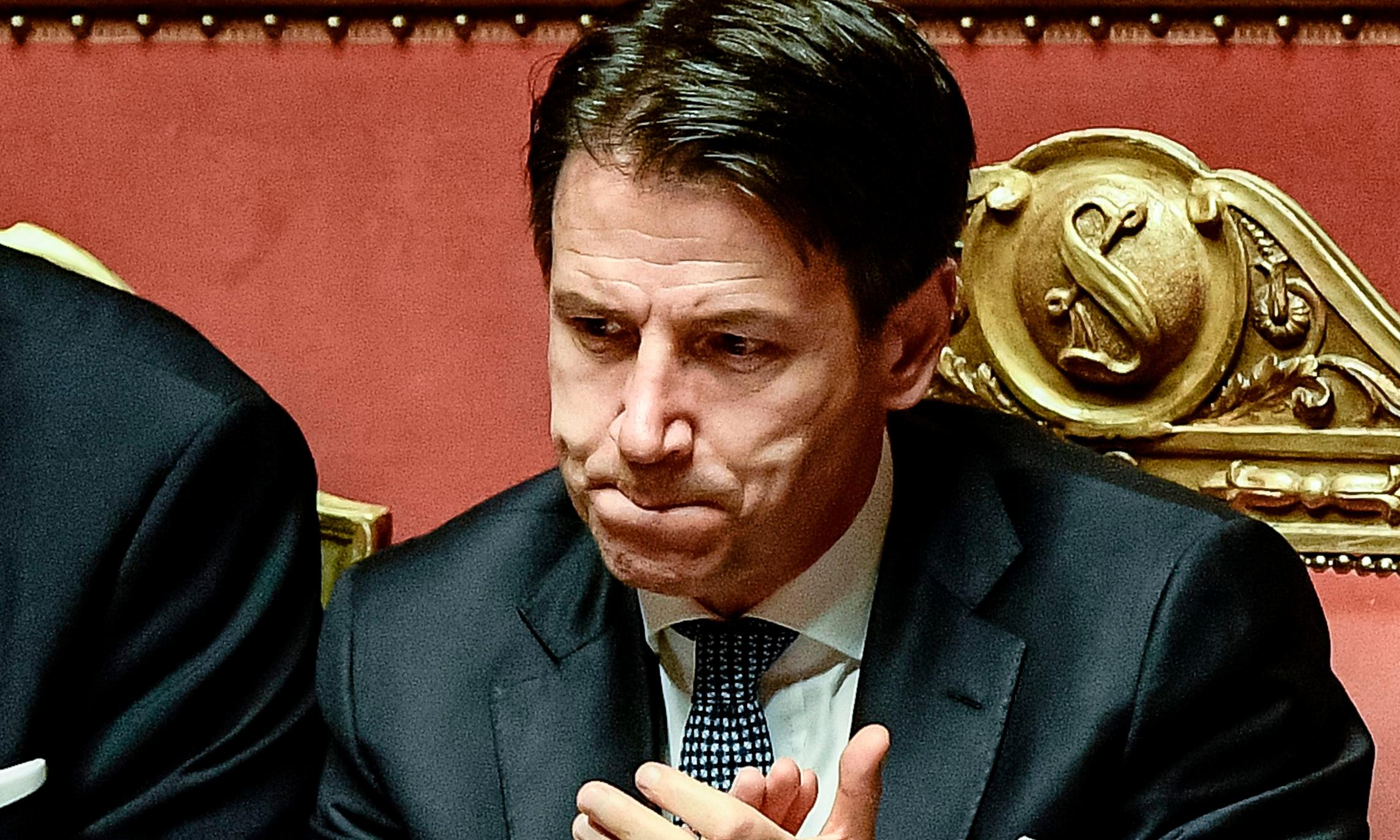 Italy PM Conte and left-leaning coalition win vote of confidence