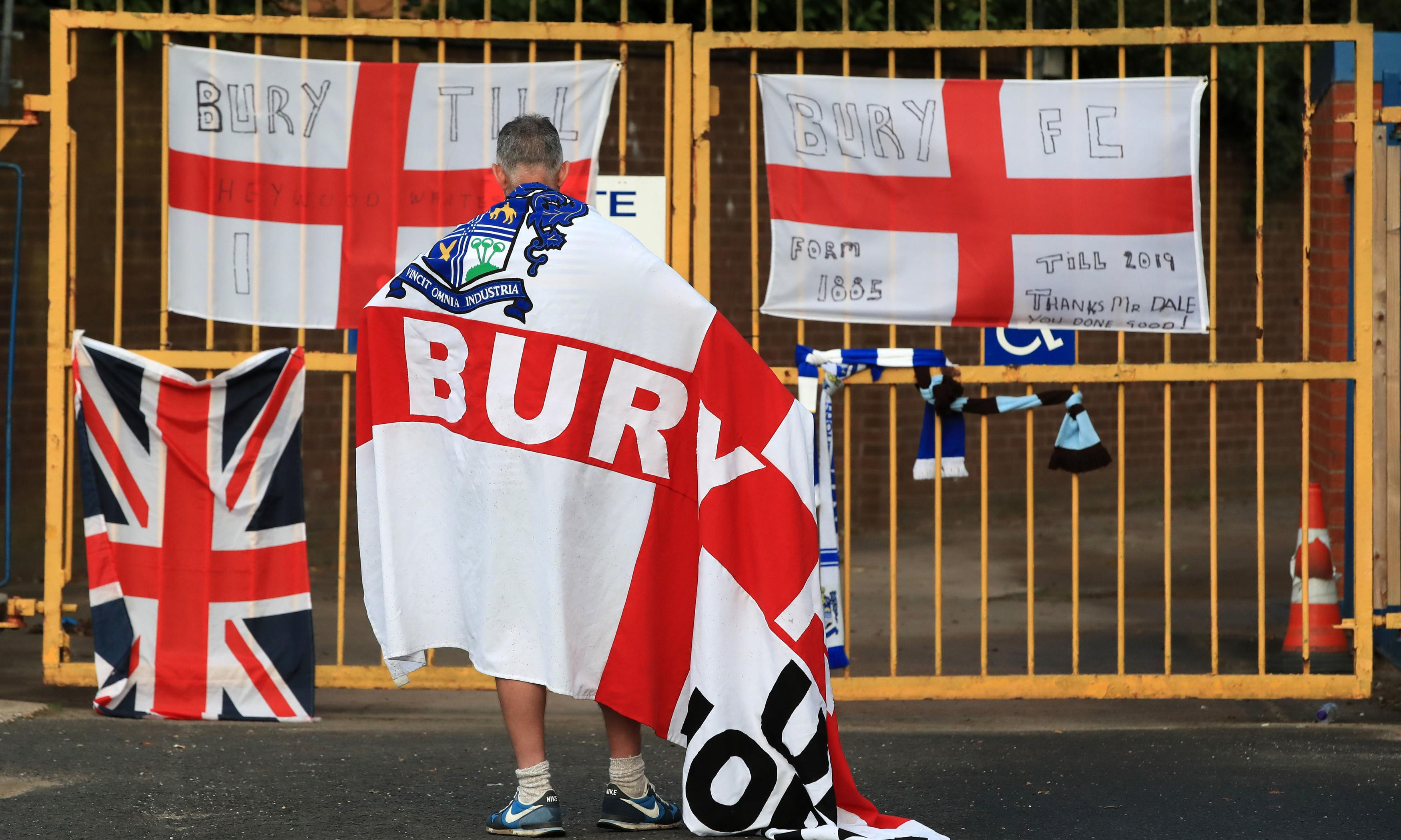 EFL checks on prospective owners to be reviewed after Bury expulsion