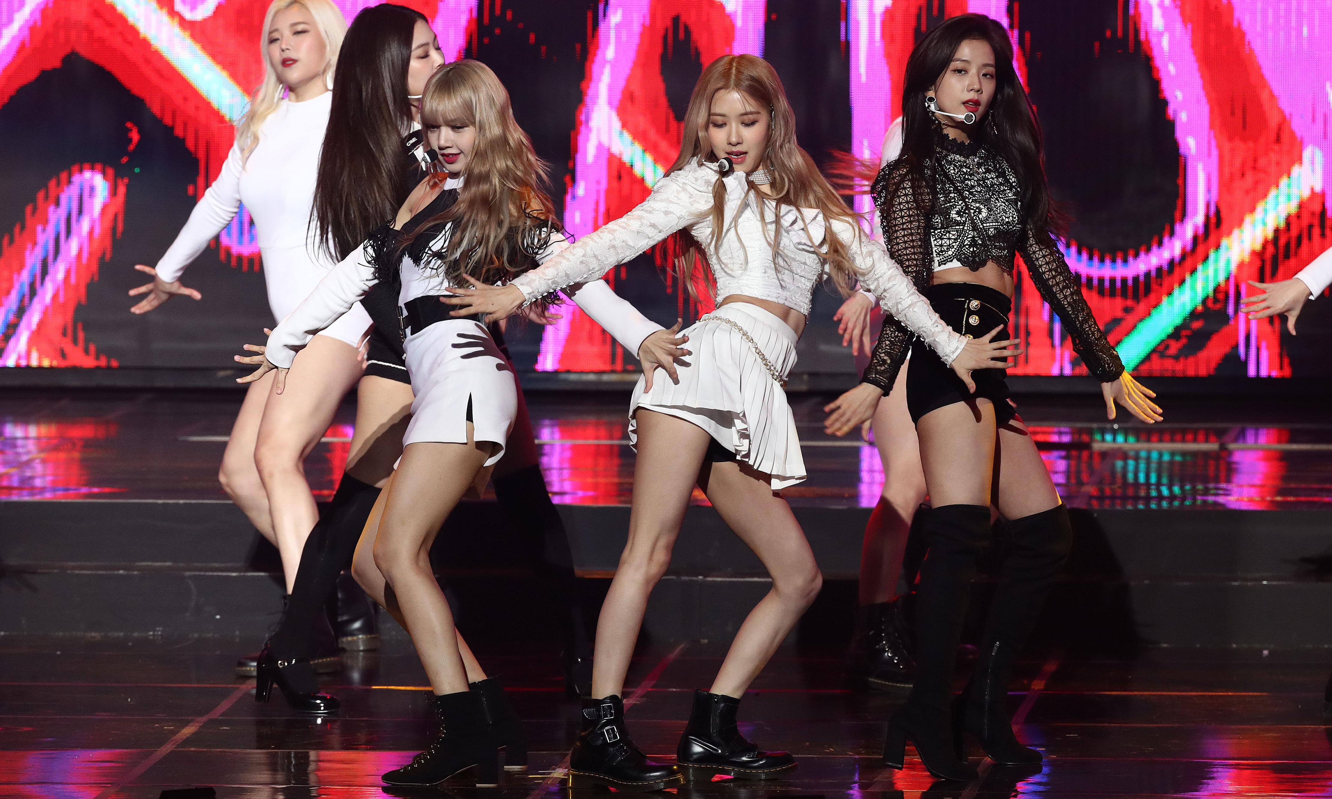Ddu-du you know? English is losing its grip as the language of pop