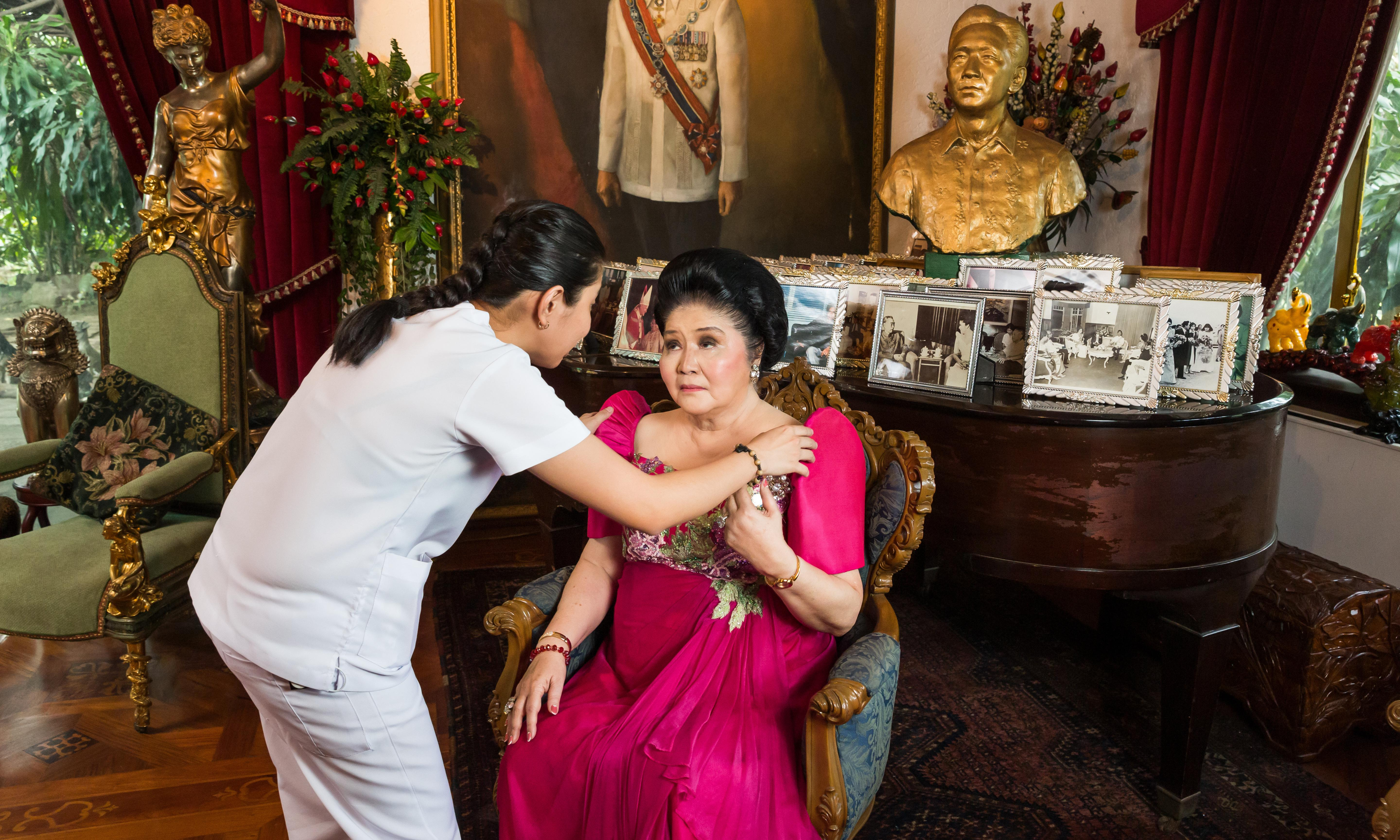 'She's an unreliable narrator': Lauren Greenfield on her Imelda Marcos documentary