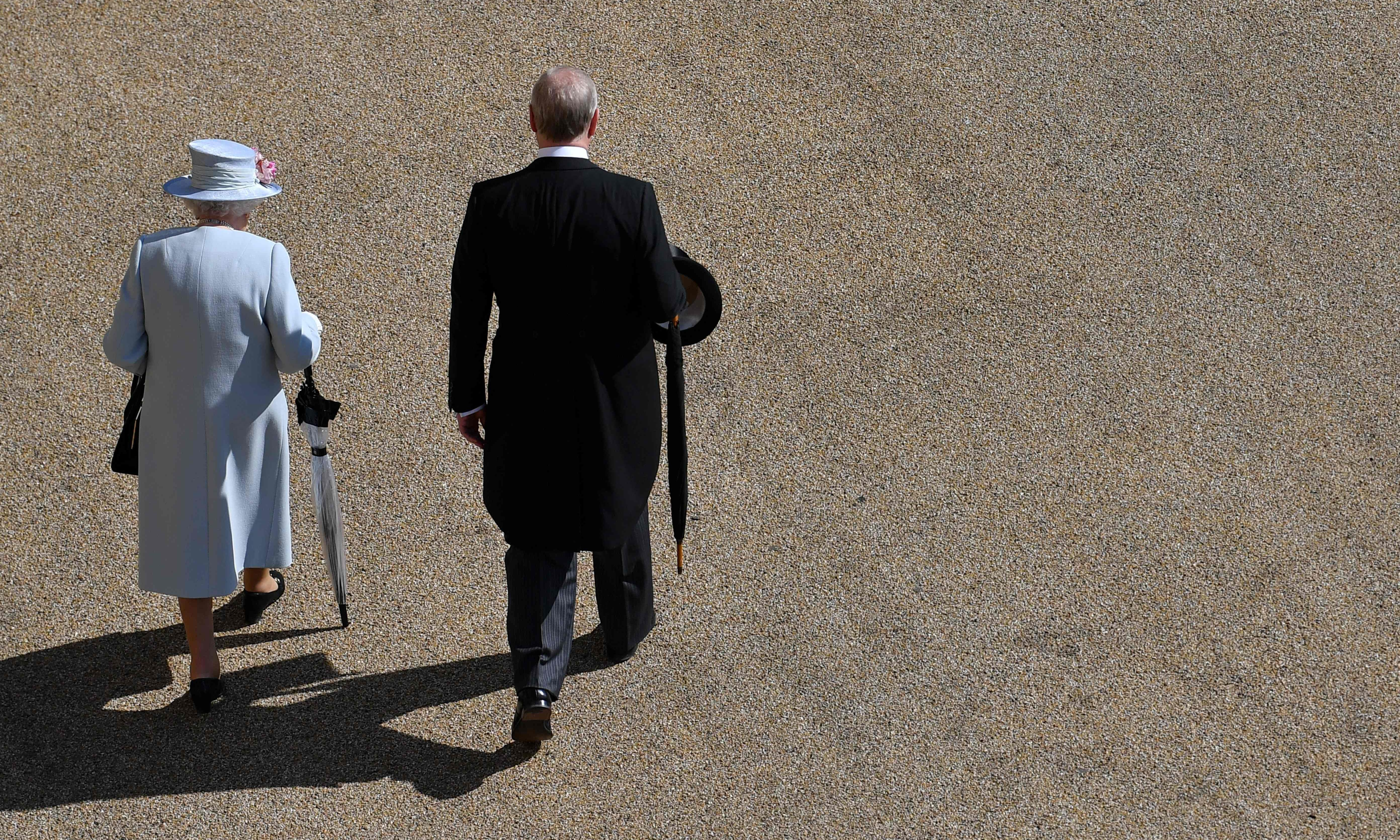 Prince Andrew's behaviour has put the very future of the monarchy in doubt