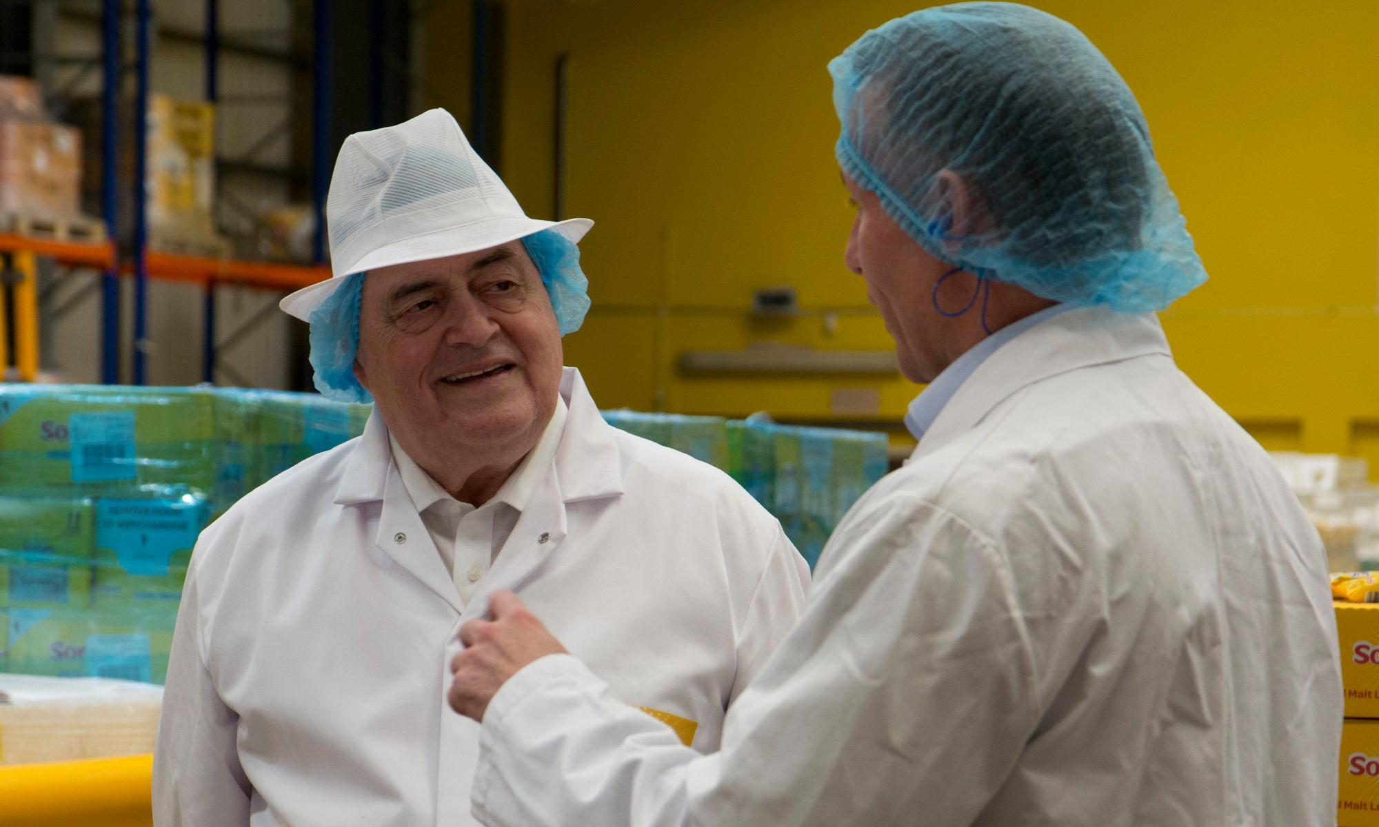TV tonight: former deputy PM John Prescott gets saucy in Worcestershire