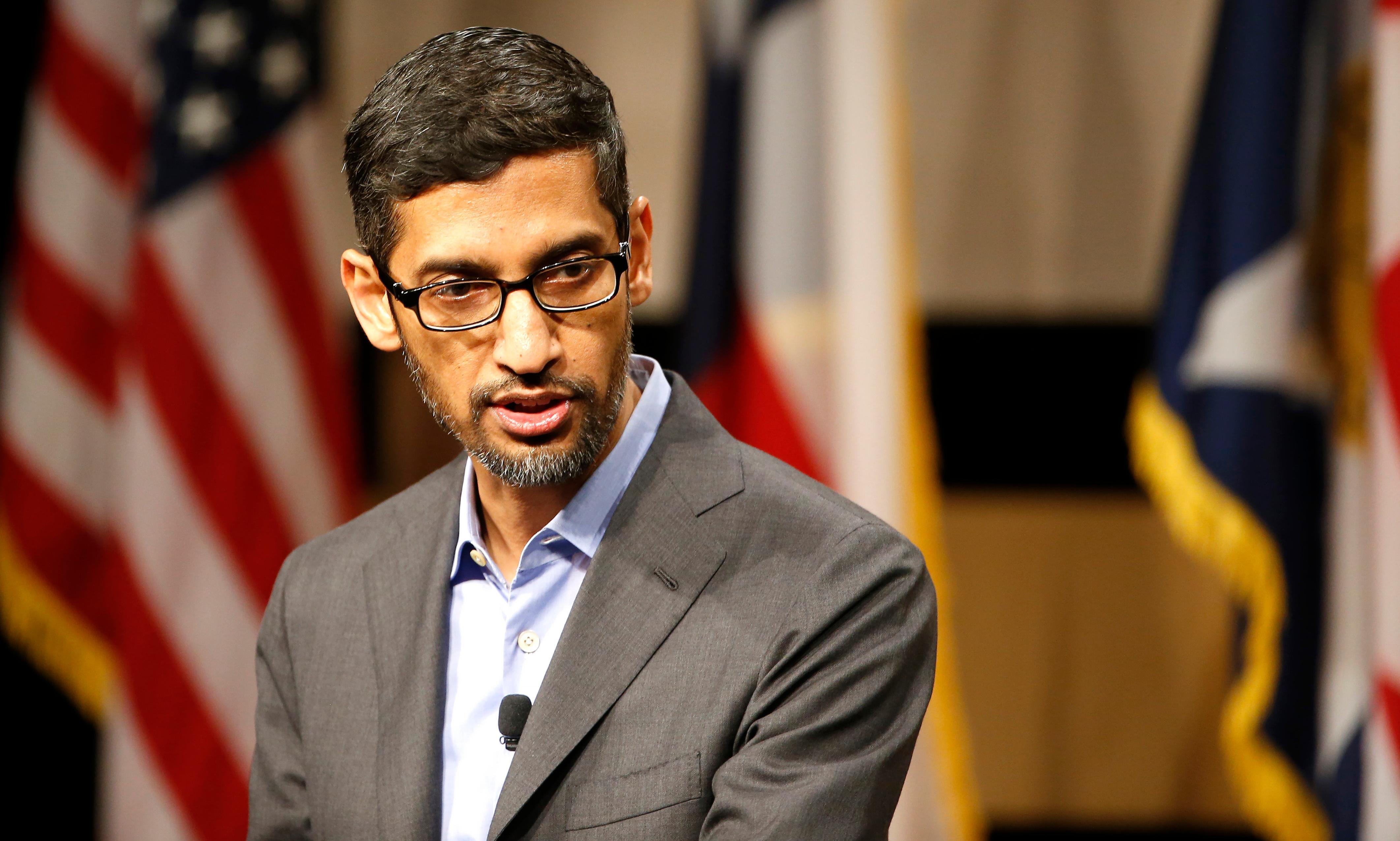 Democrat calls on Google to stop funding climate crisis deniers