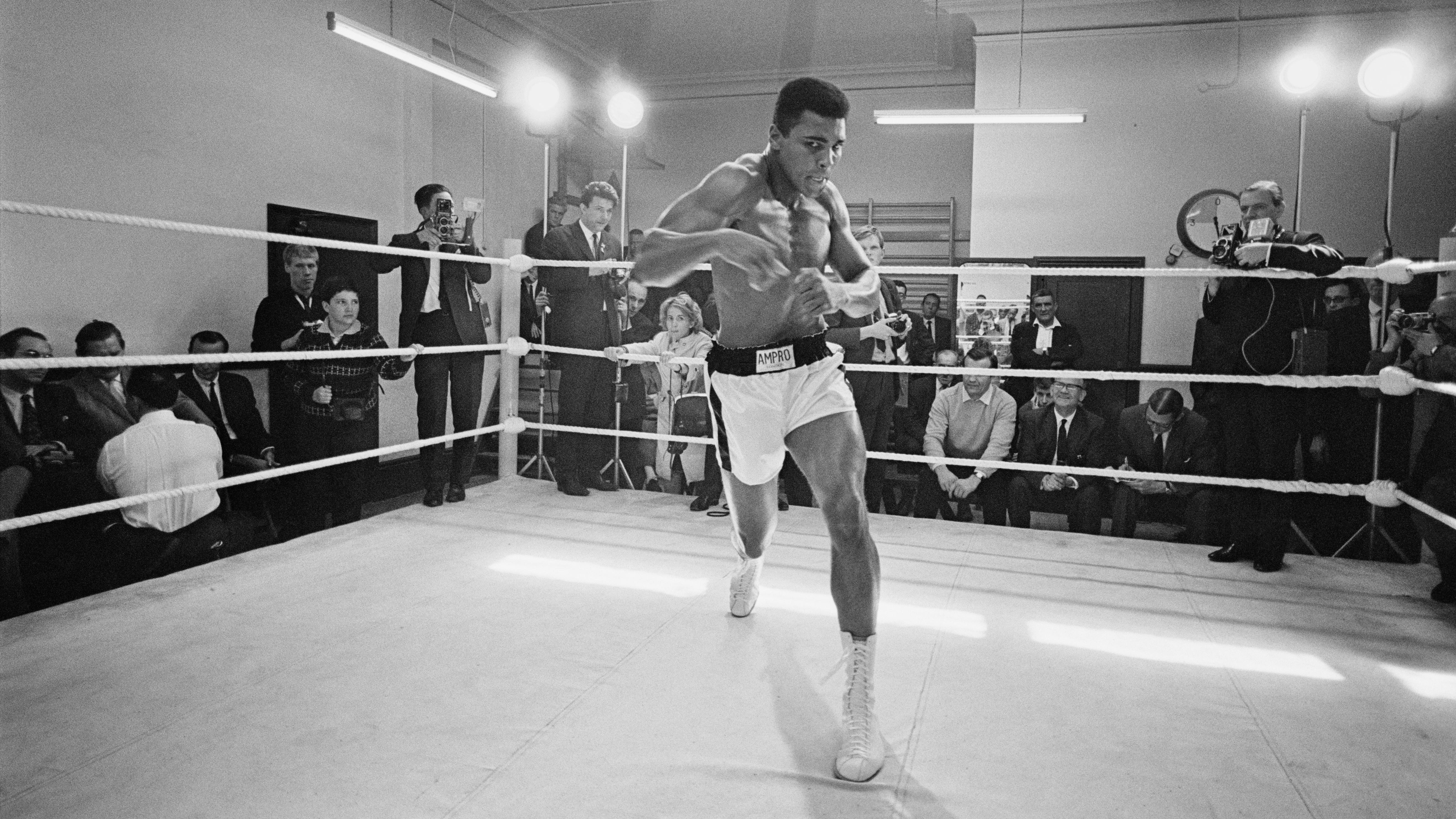 Muhammad Ali, 'the Greatest', dies aged 74