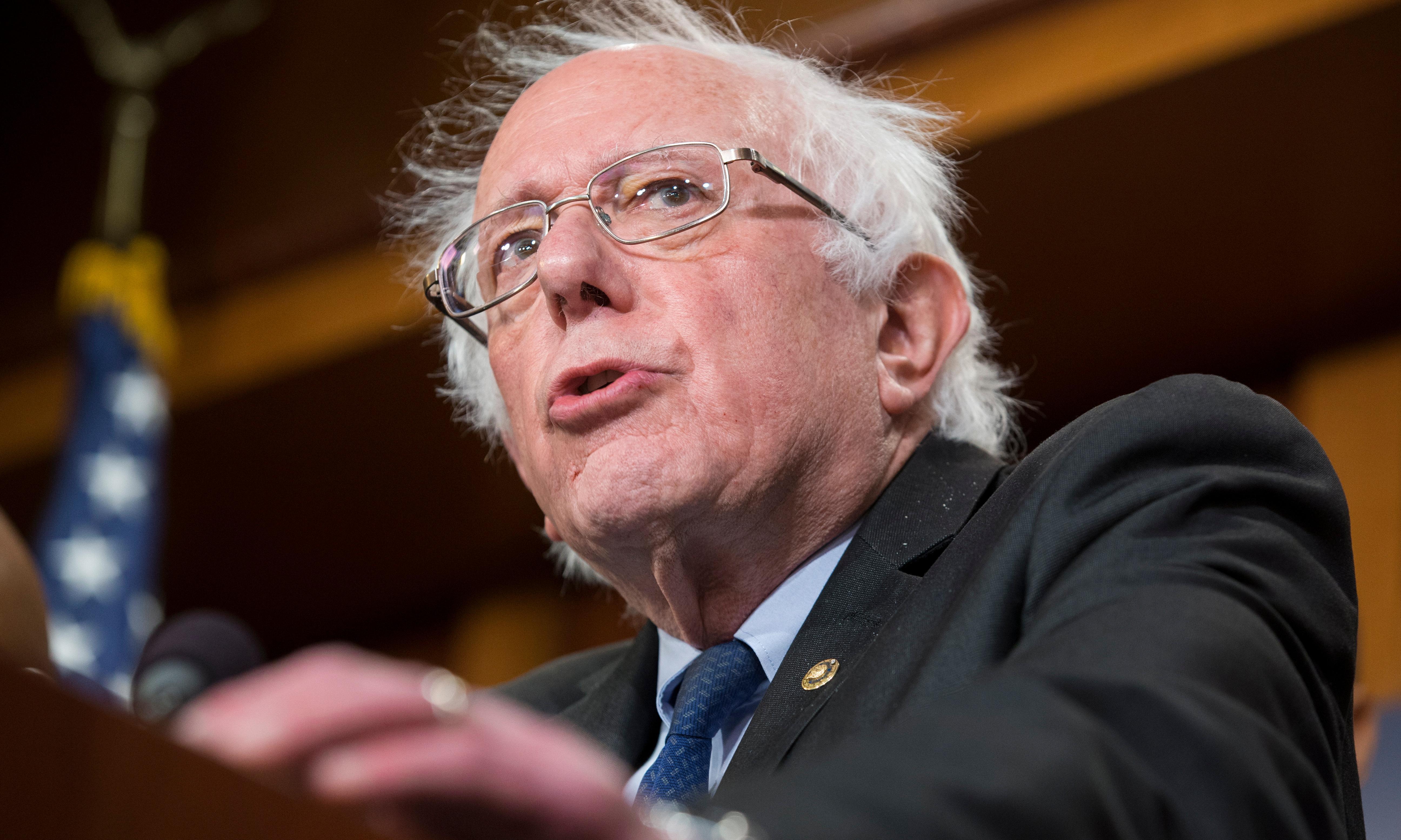 Bernie Sanders announces run for presidency in 2020