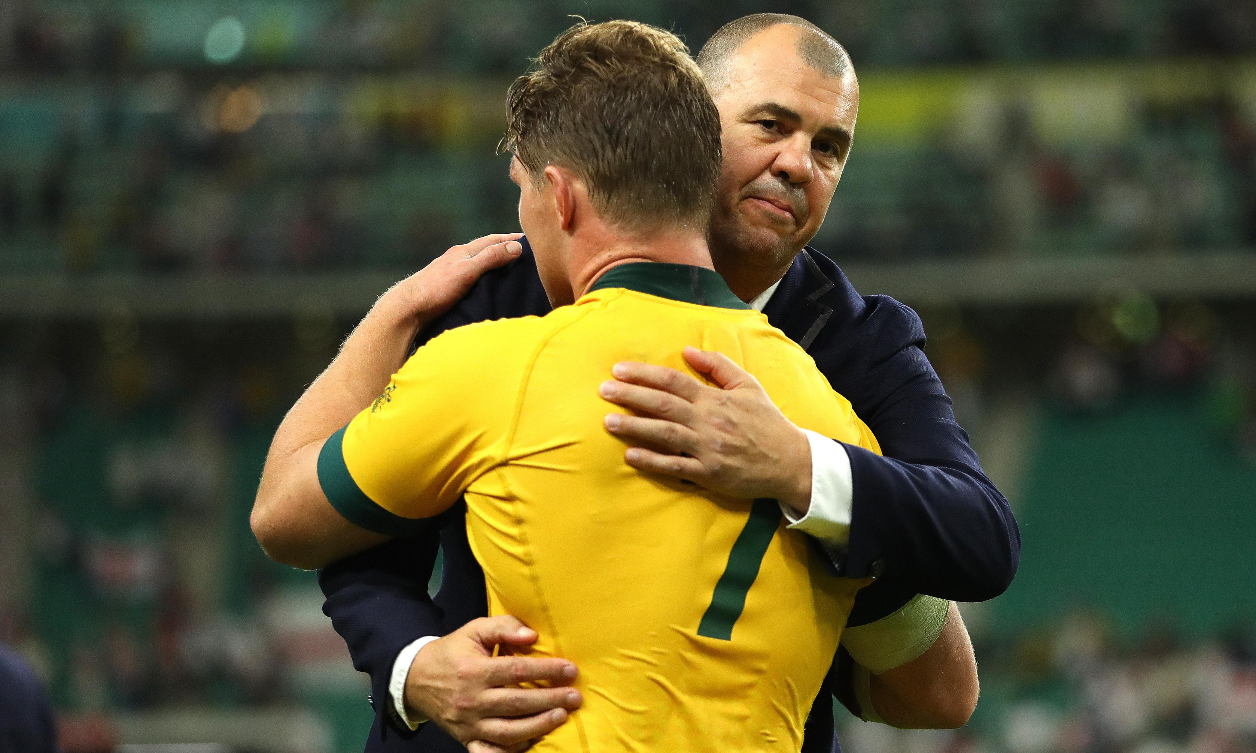 Michael Cheika does it his way but Wallabies results spoke loud and clear