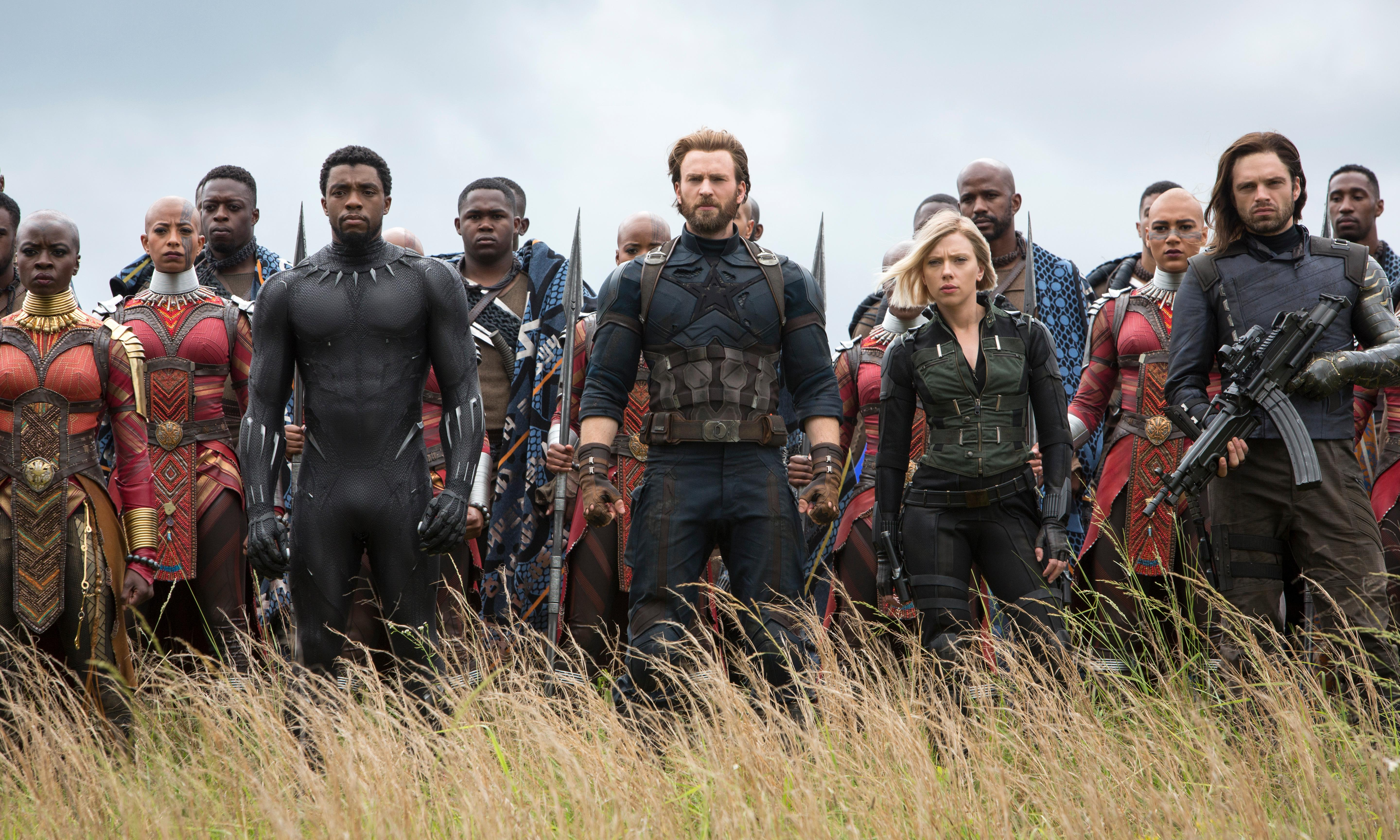 Avengers: Endgame is the final gambit in Marvel's triumph of diversity