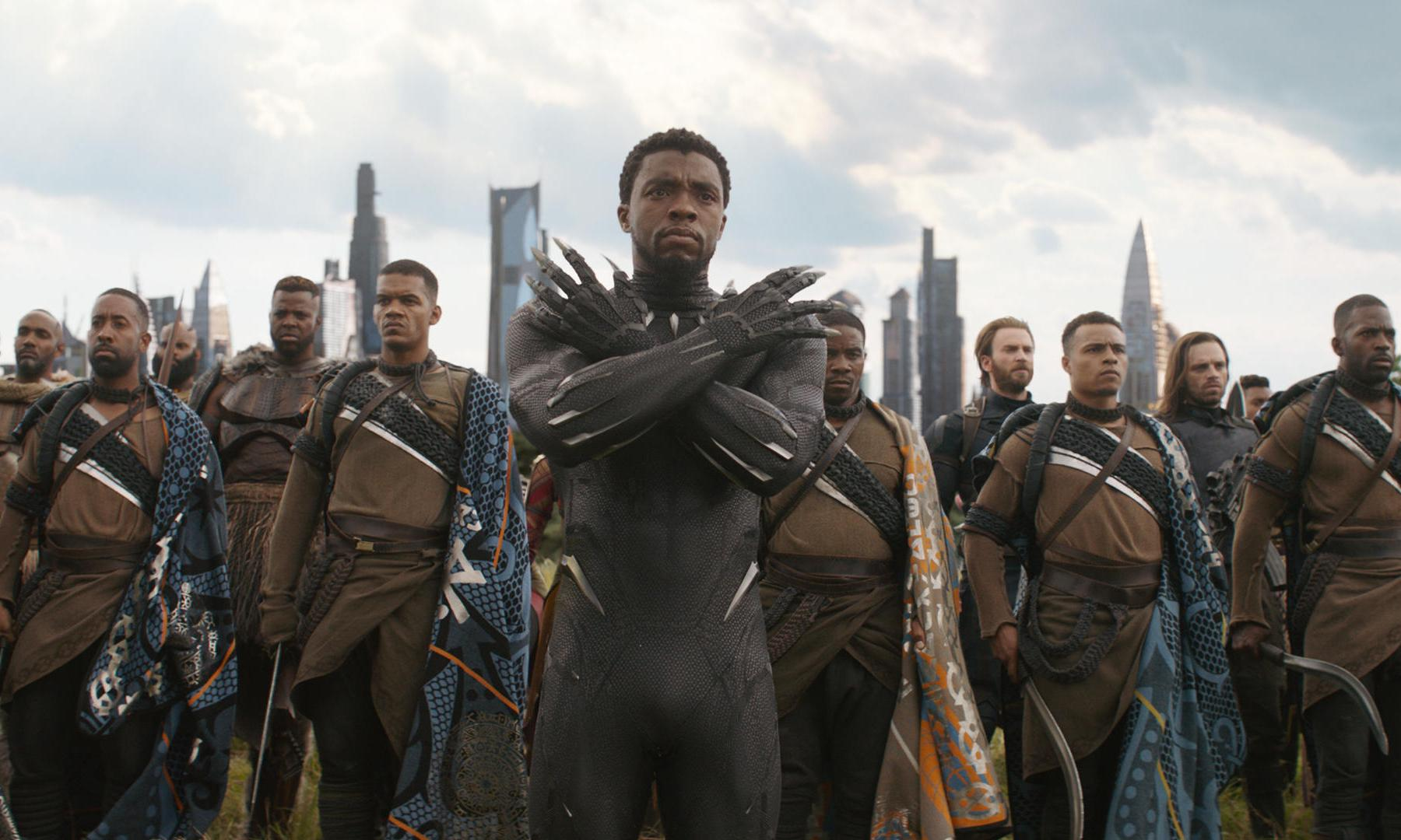 US officials remove Black Panther's Wakanda from list of trading partners