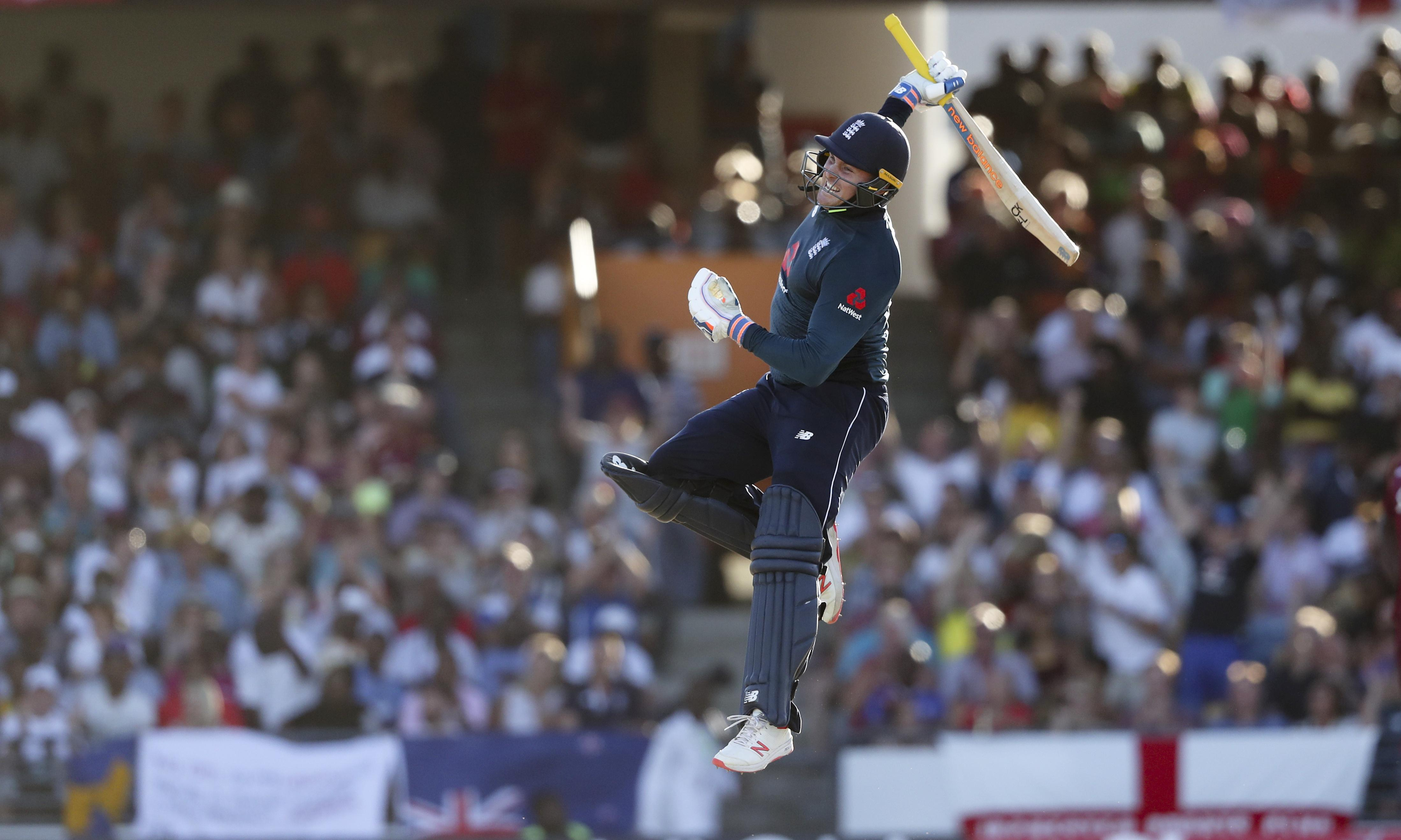 Jason Roy and Joe Root sink West Indies after Chris Gayle flays England
