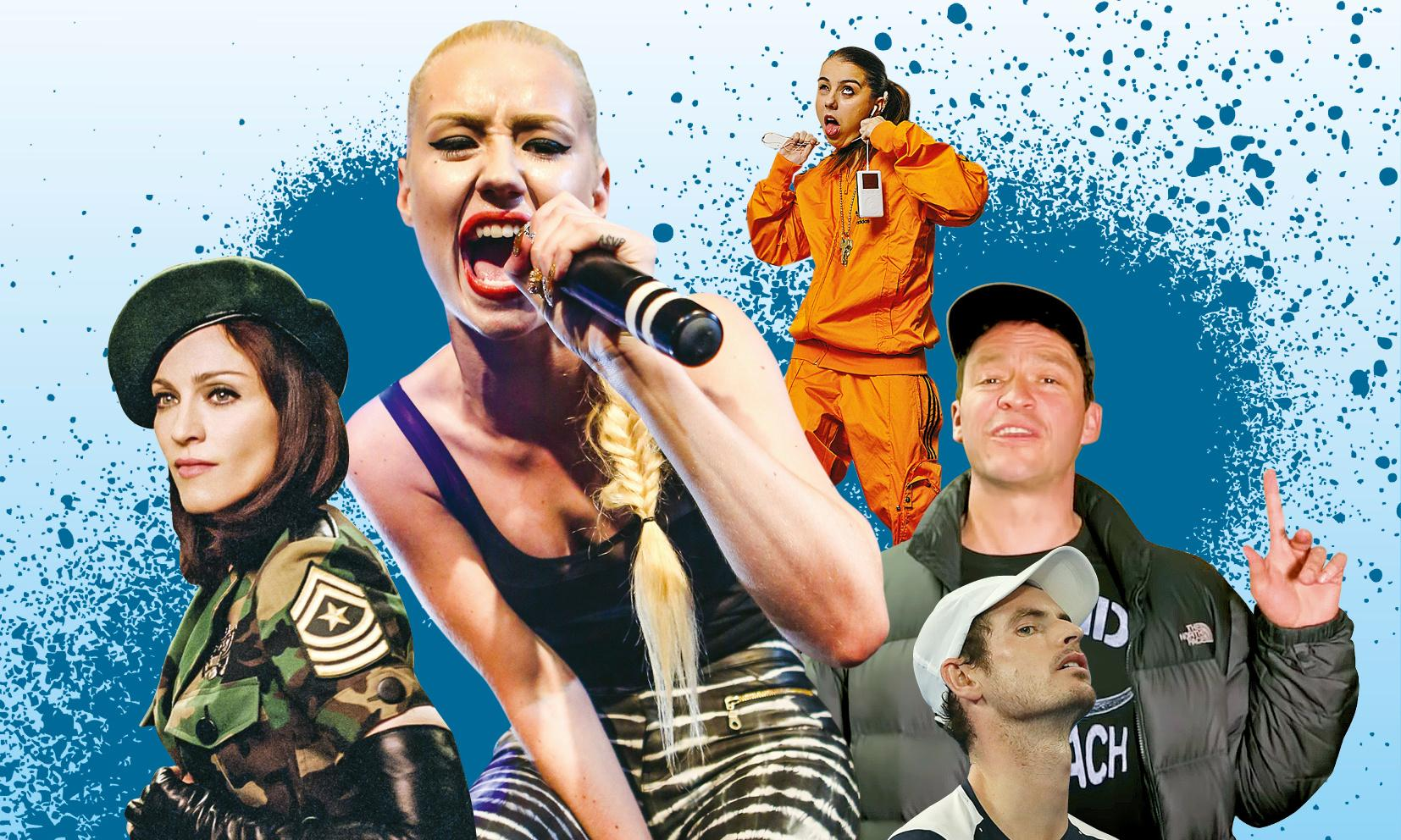 'Crack open them Twiglets so we can munch them like piglets': the 21st century's worst raps