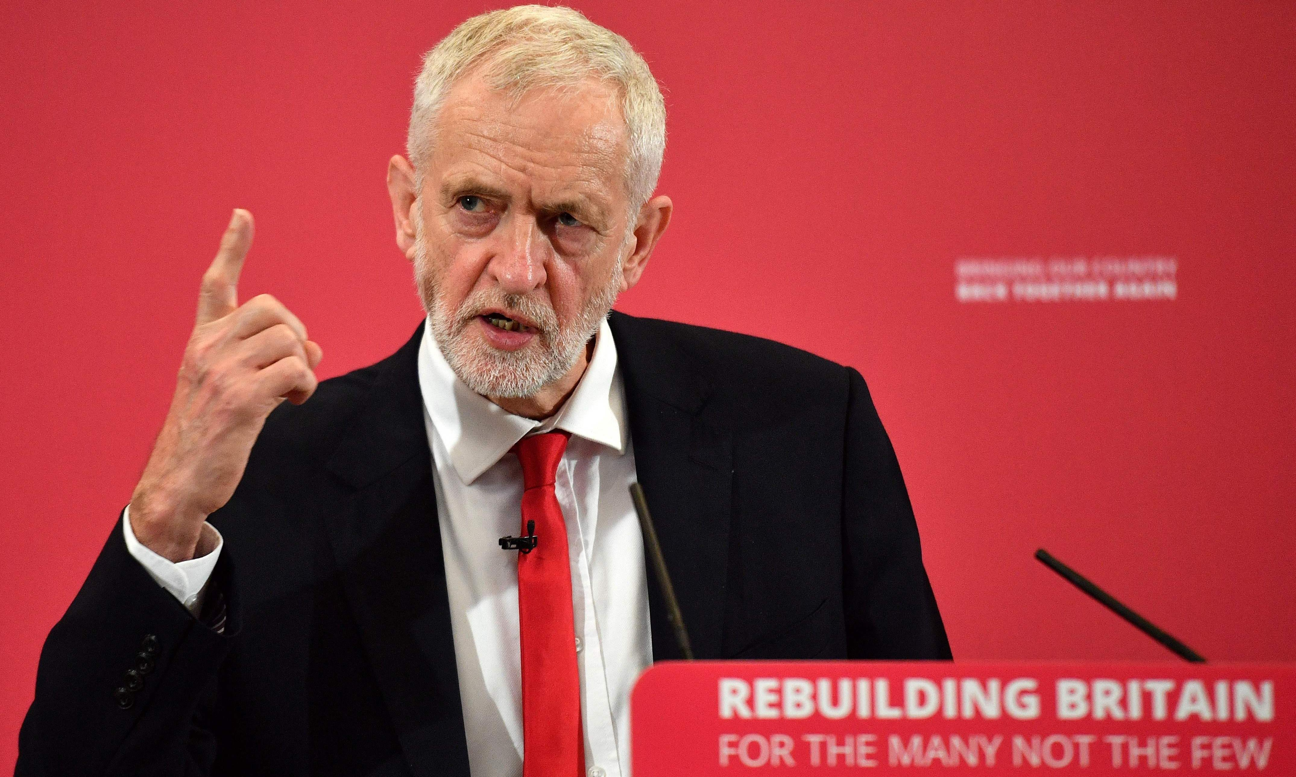 Trying to unite the country over Brexit won't win Labour a general election