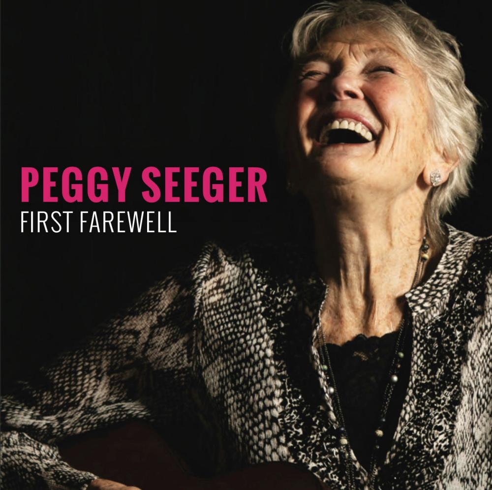Peggy Seeger: First Farewell album cover.