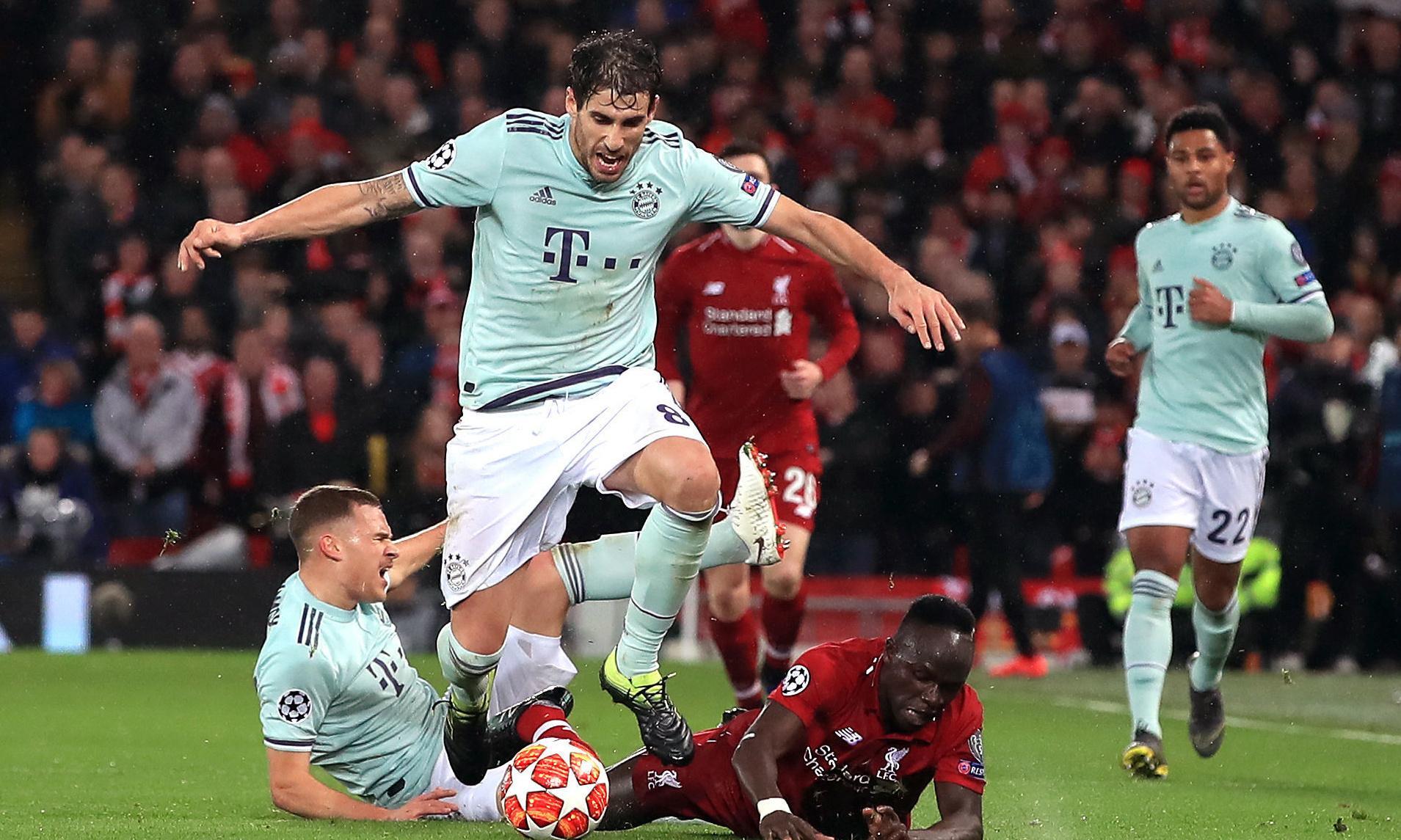 Liverpool 0-0 Bayern Munich: Champions League player ratings