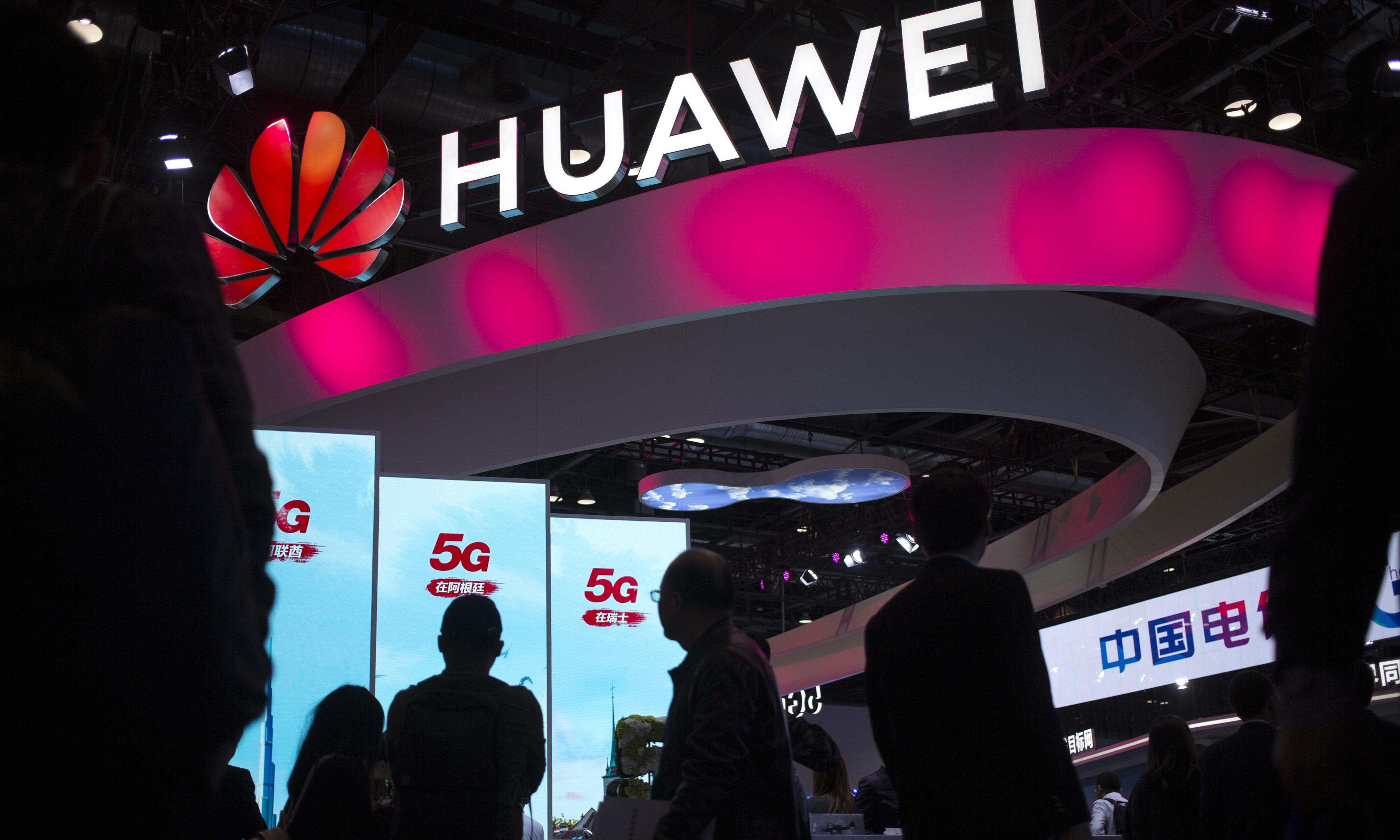 Huawei shut out from scheme to see how 5G can link communities