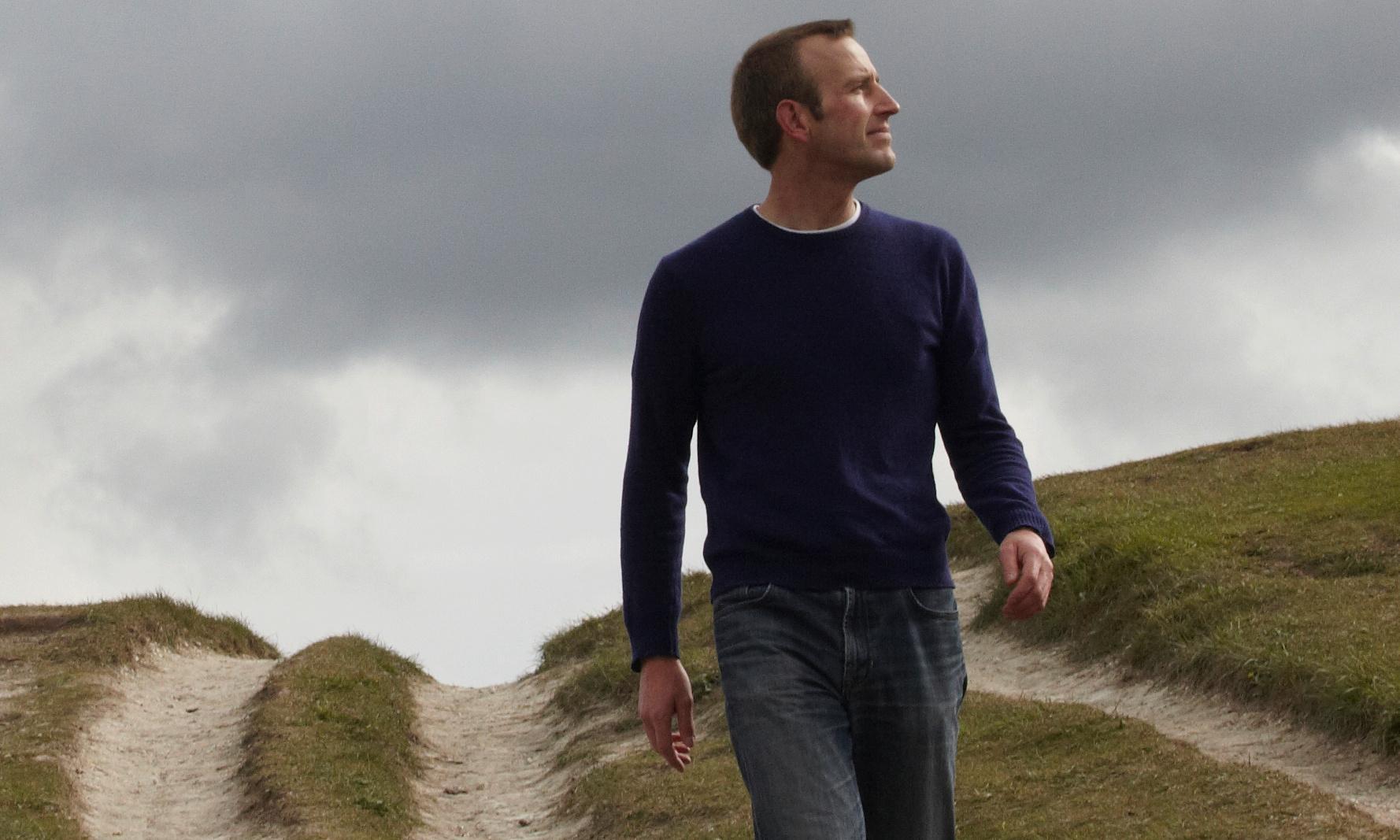 Robert Macfarlane finally wins Wainwright nature writing prize