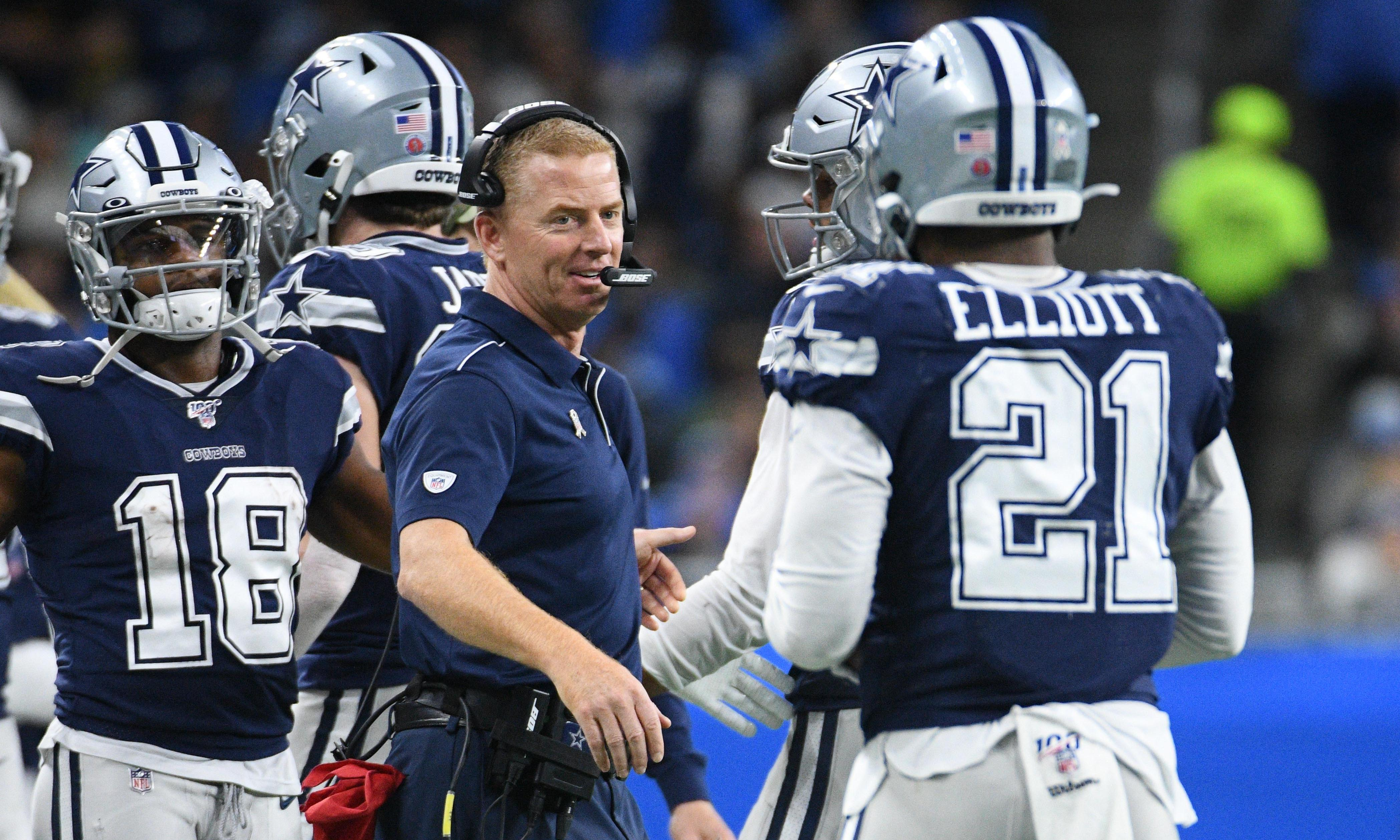 Jason Garrett is the perfect totem of the Cowboys' now trademark mediocrity