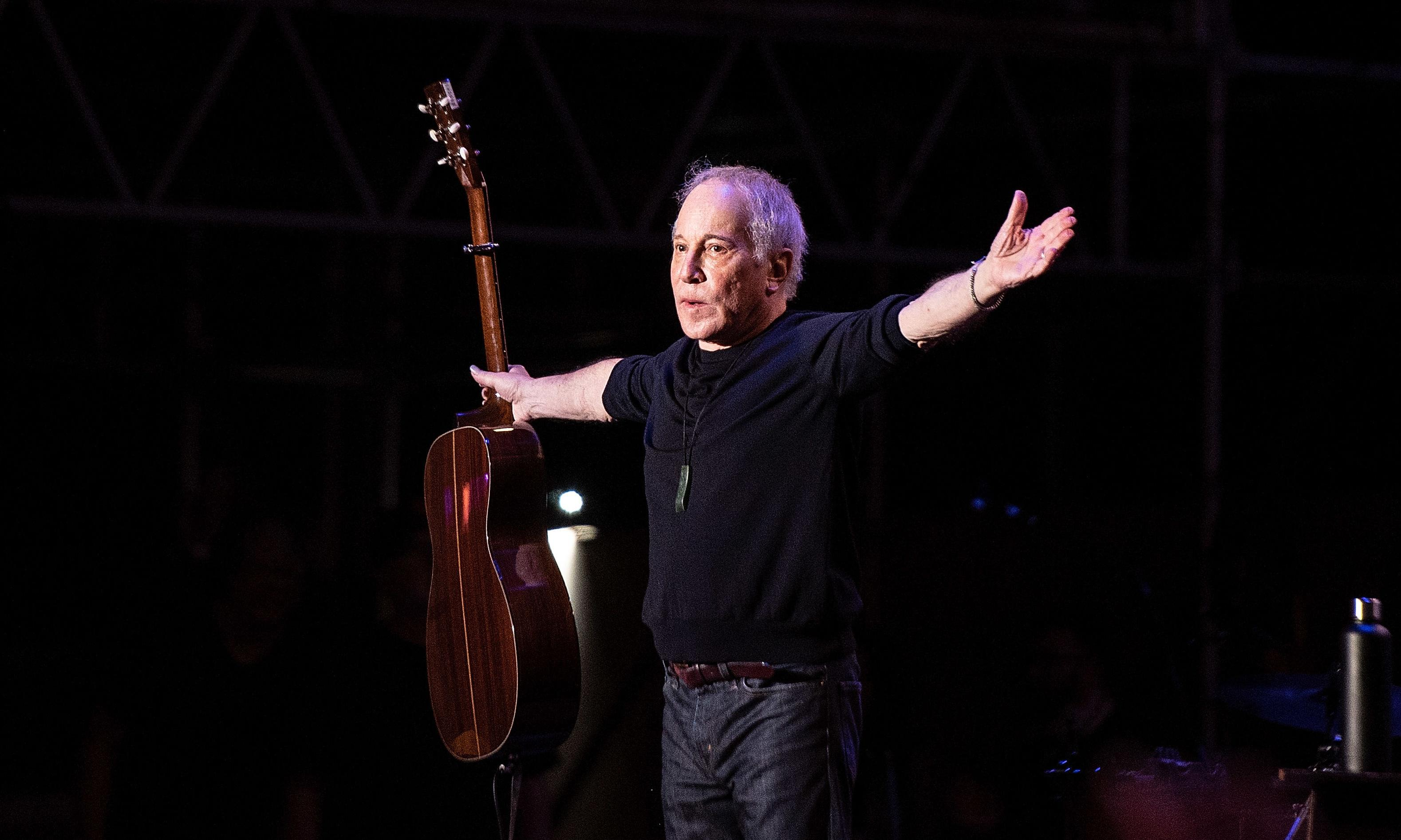 Outside Lands: Paul Simon gives a performance befitting of American cultural history