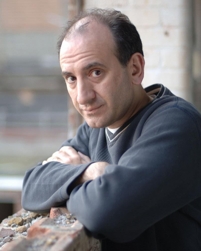 Armando Iannucci.