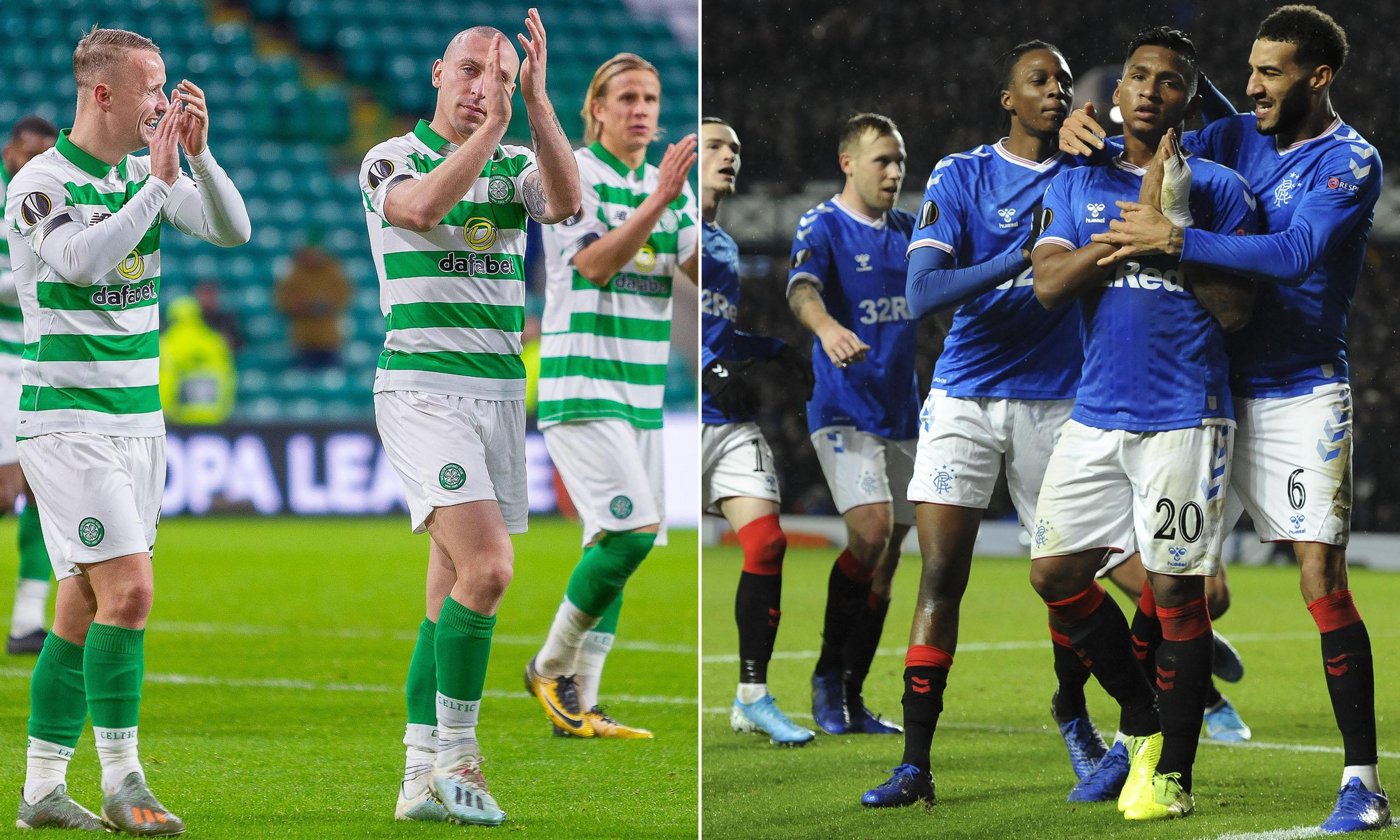 Europa League progress for Celtic and Rangers should not bring wild celebration