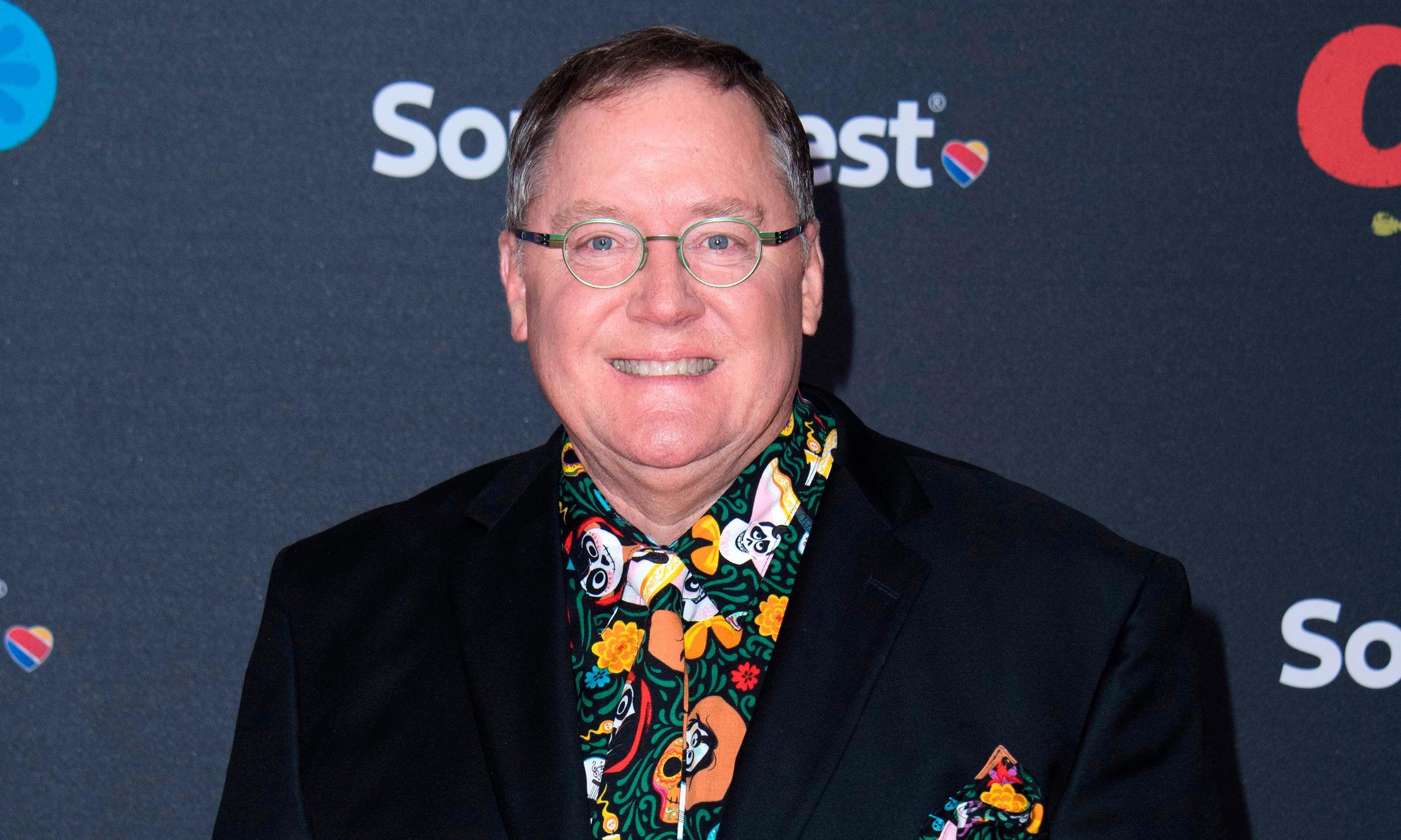 Pixar's John Lasseter steps down from Disney in wake of #MeToo