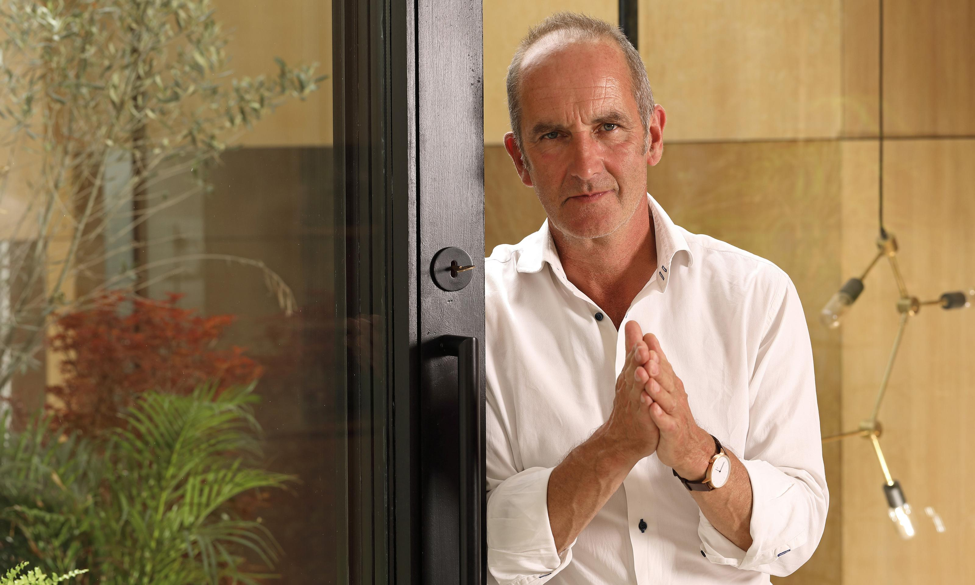 Kevin McCloud: TV presenter whose design for living turned sour