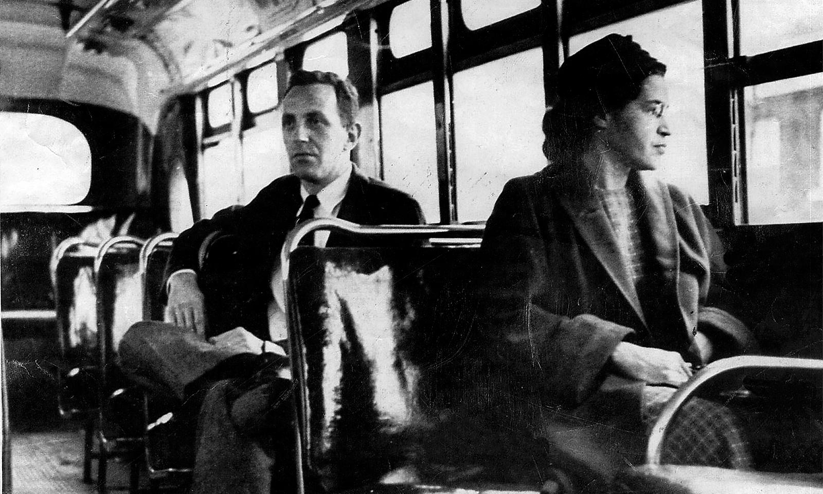 Rosa Parks exhibition presents civil rights hero in her own words