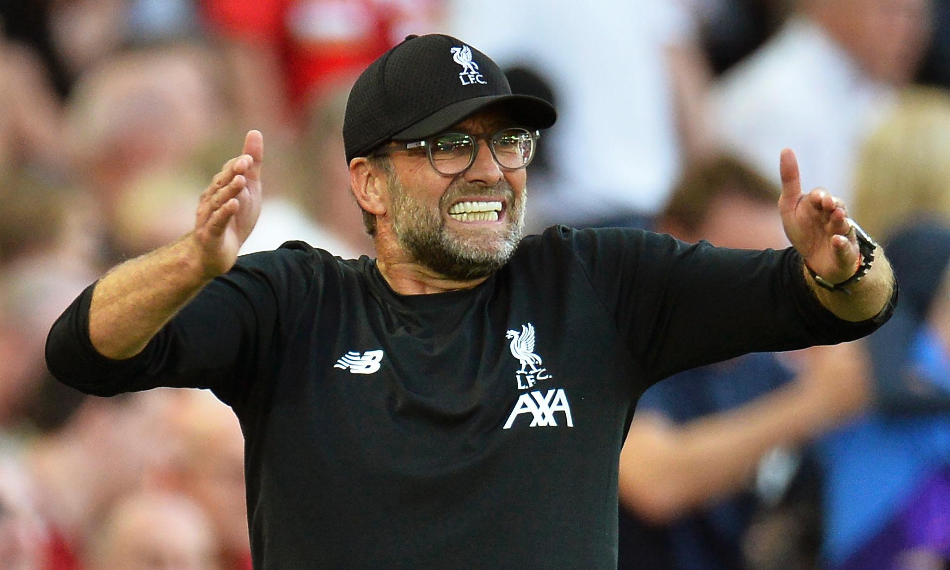 Jürgen Klopp says he will take year's break when he leaves Liverpool