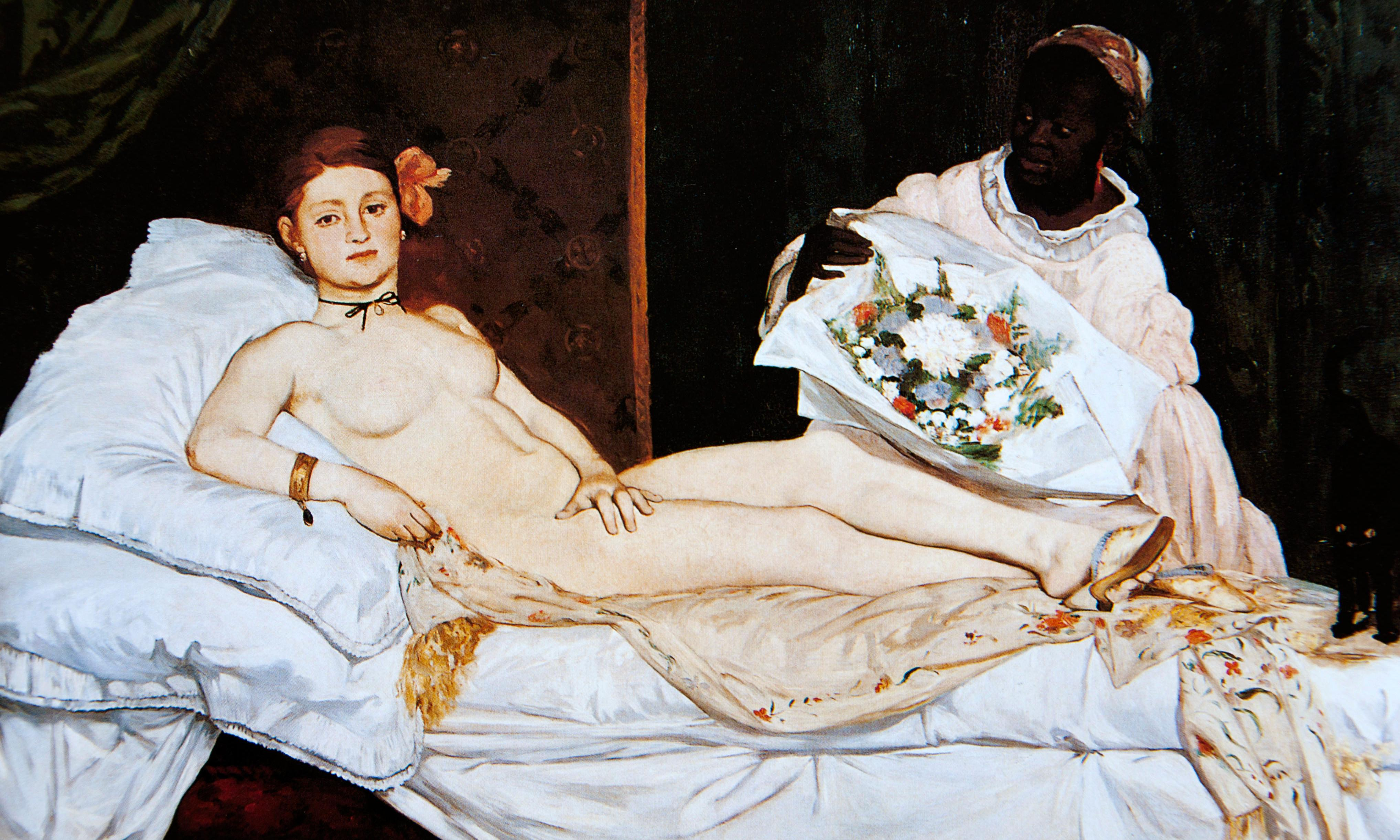 French masterpieces renamed after black subjects in new exhibition
