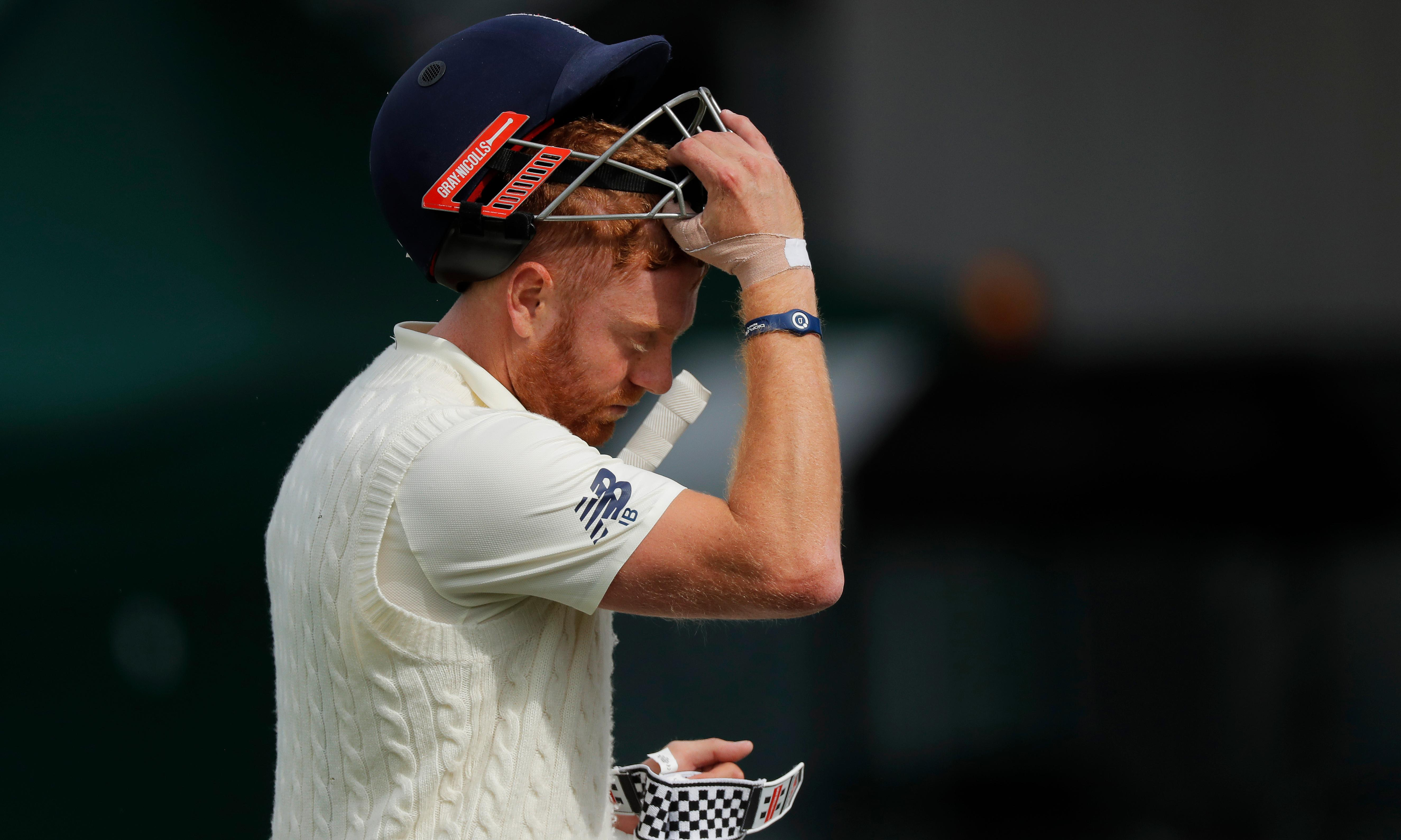 Jonny Bairstow left out of England Test squad for New Zealand tour