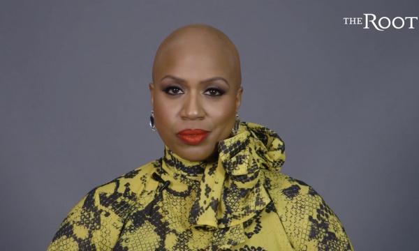 Ayanna Pressley reveals bald look and alopecia diagnosis in powerful video