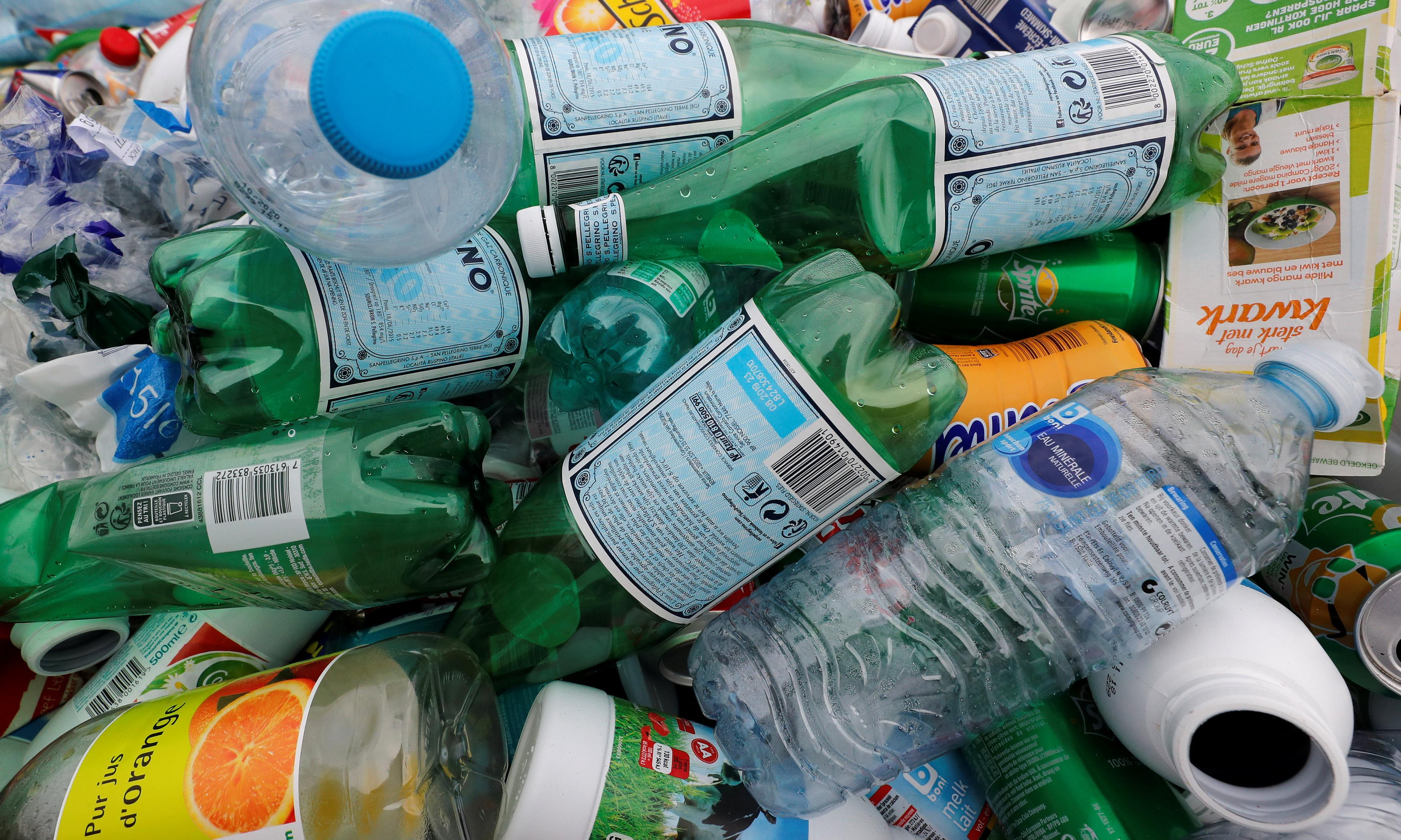 Gove urged not to limit bottle deposit scheme to small containers