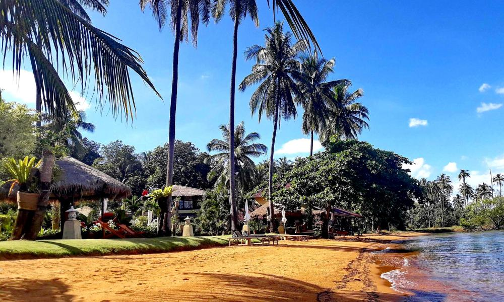 Amber Sands Beach Resort, Koh Chang, Thailand